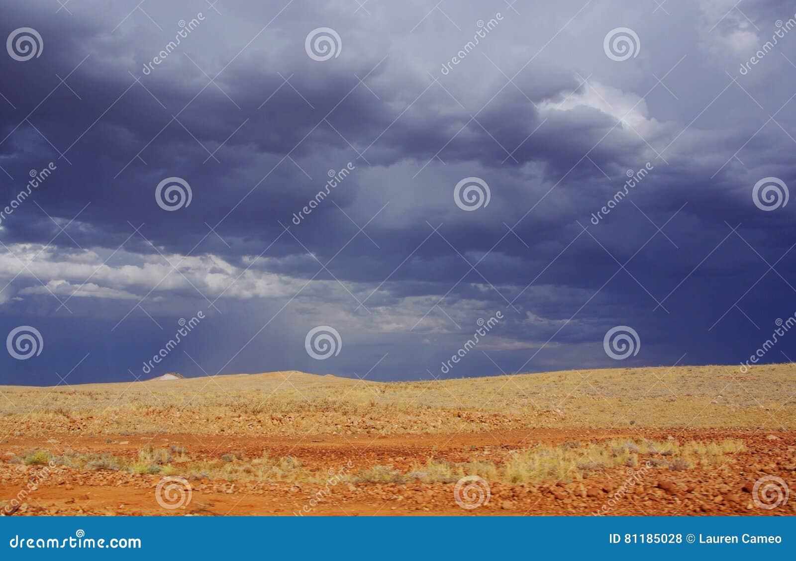 Deserto tormentoso de Simpson