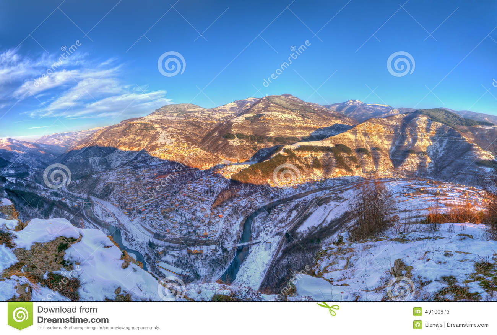 Desfiladeiro de Iskar e Bov, Bulgária