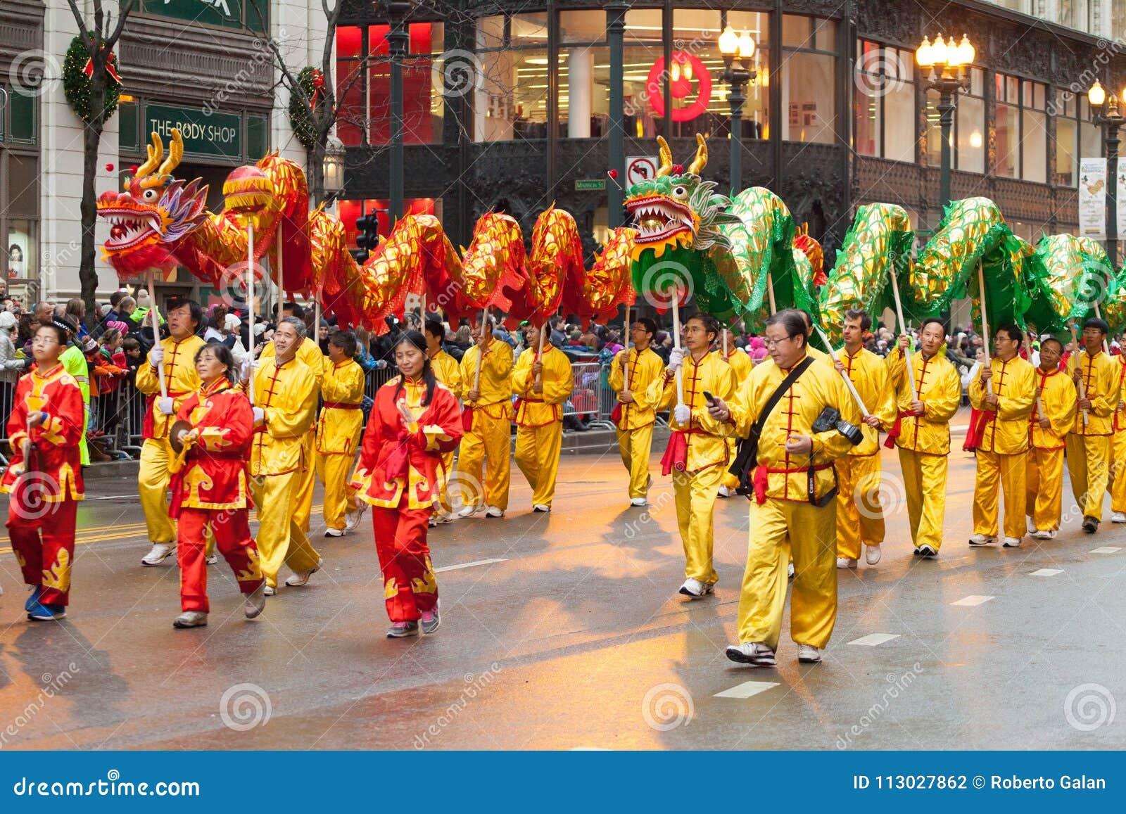 Desfile de la acción de gracias del ` s de McDonald