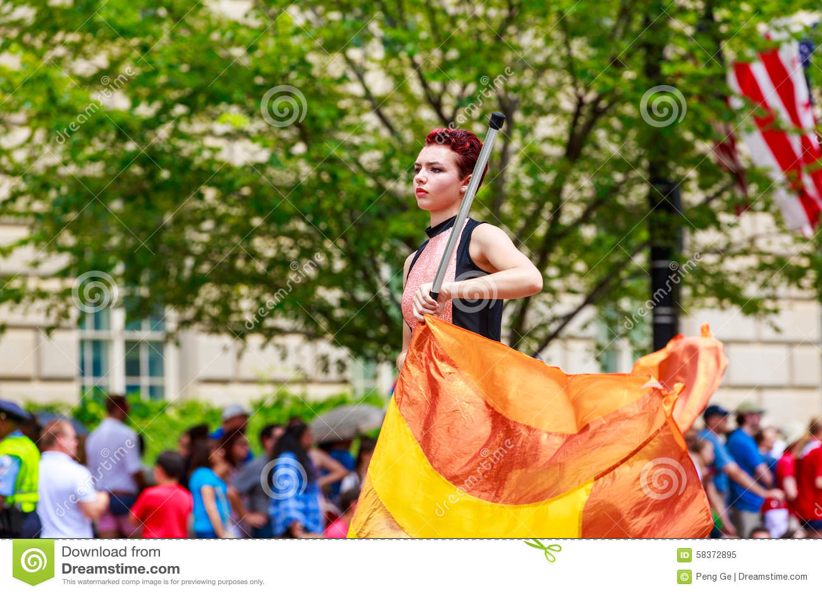 Desfile nacional 2015 del Día de la Independencia
