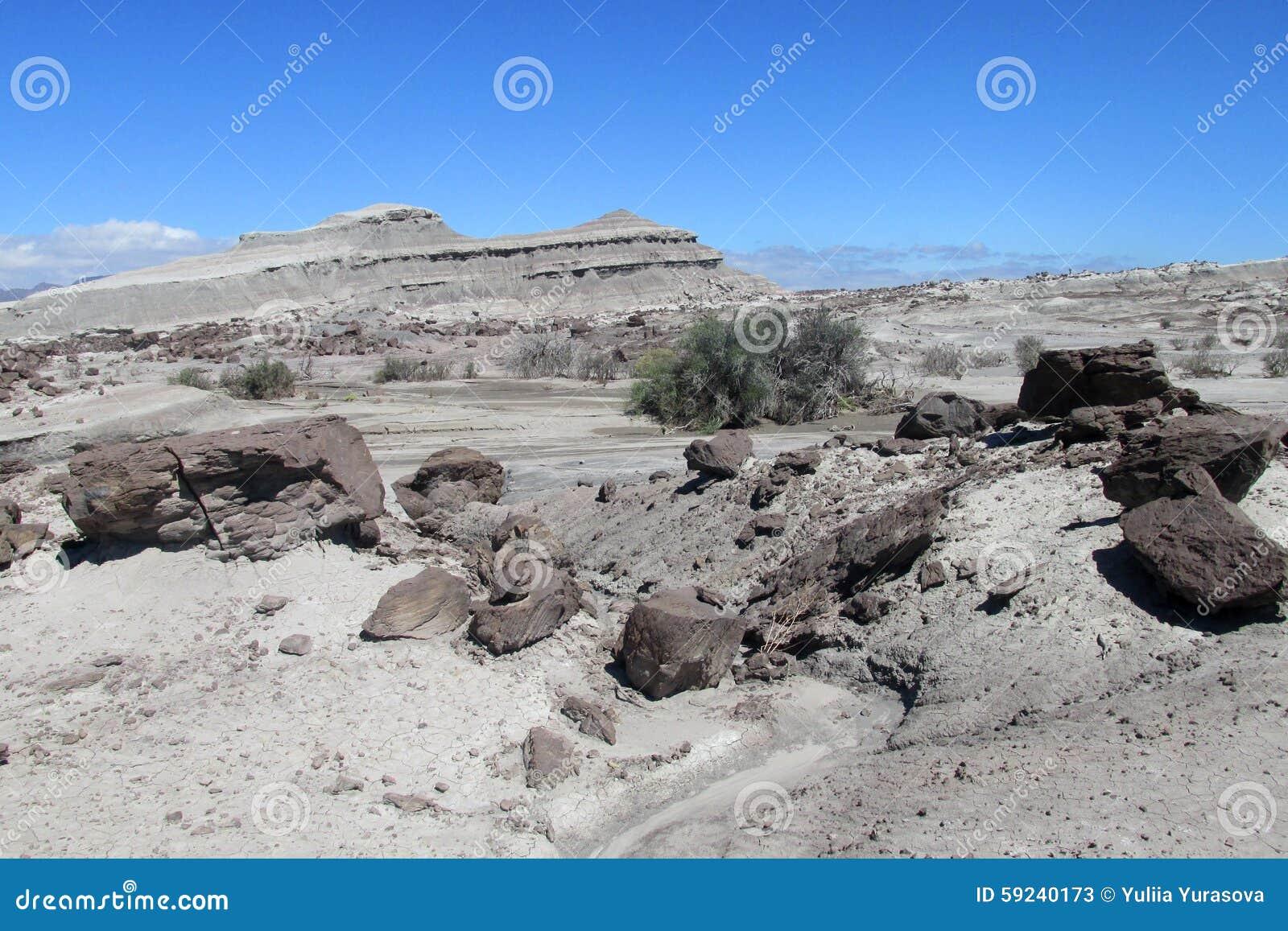 Download Desierto de piedra gris imagen de archivo. Imagen de equilibree - 59240173