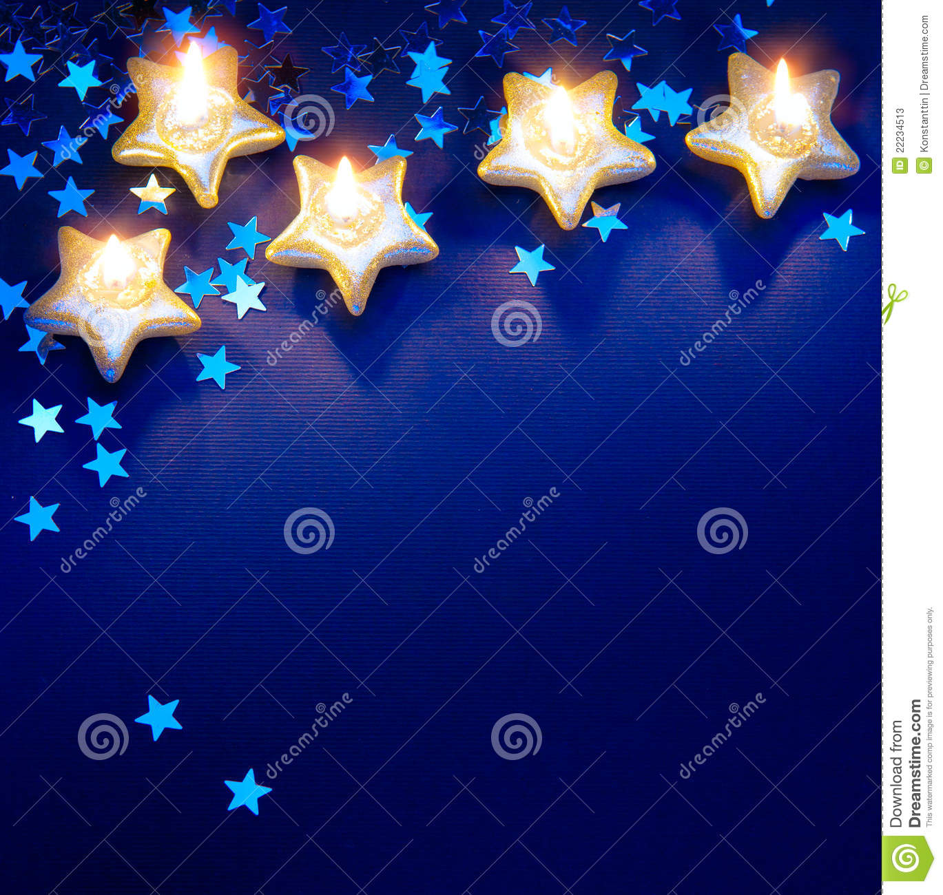 Design Background For Christmas Greetings Card Stock Image Image