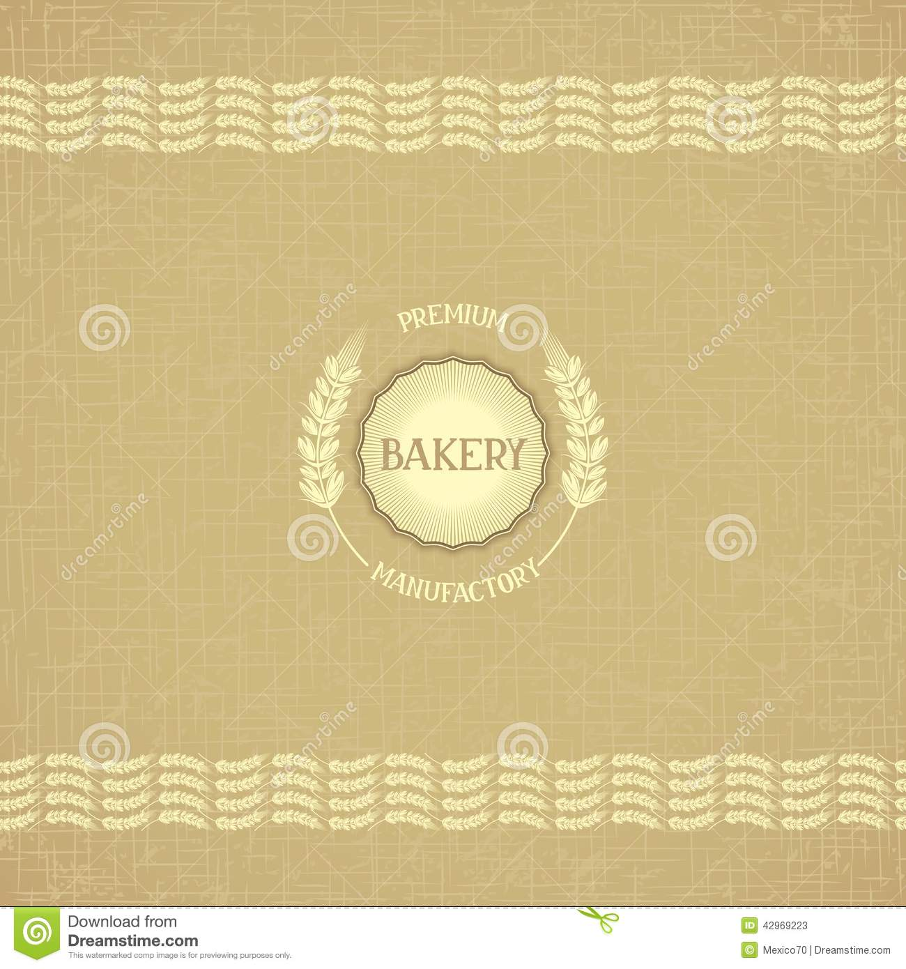 design for bakery stock vector  image of bakery  naturally