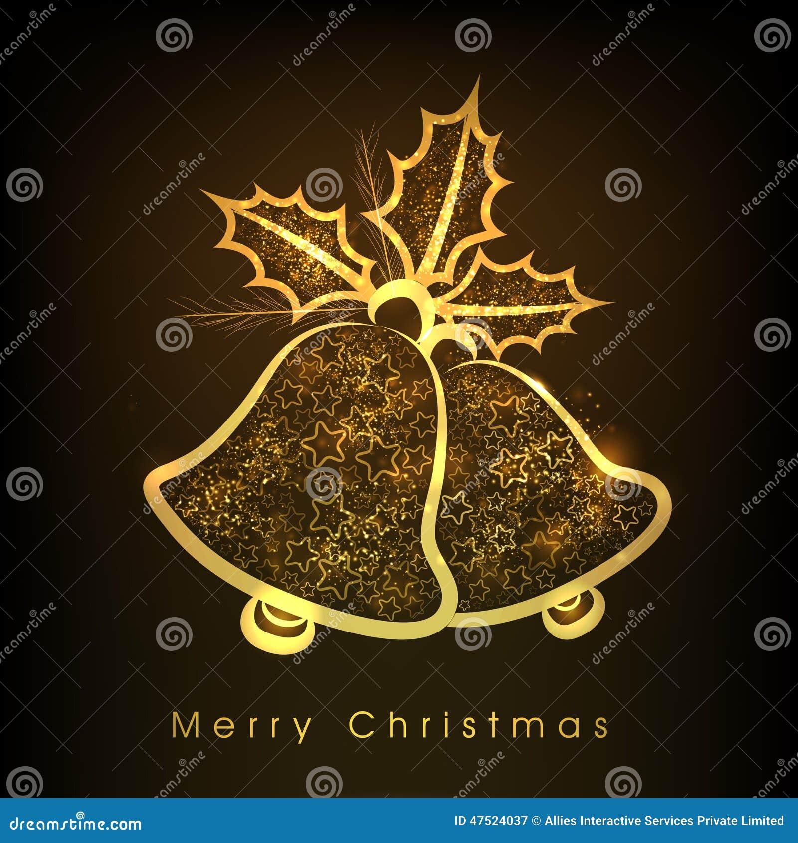 Design de carte de salutation pour des célébrations de Joyeux Noël