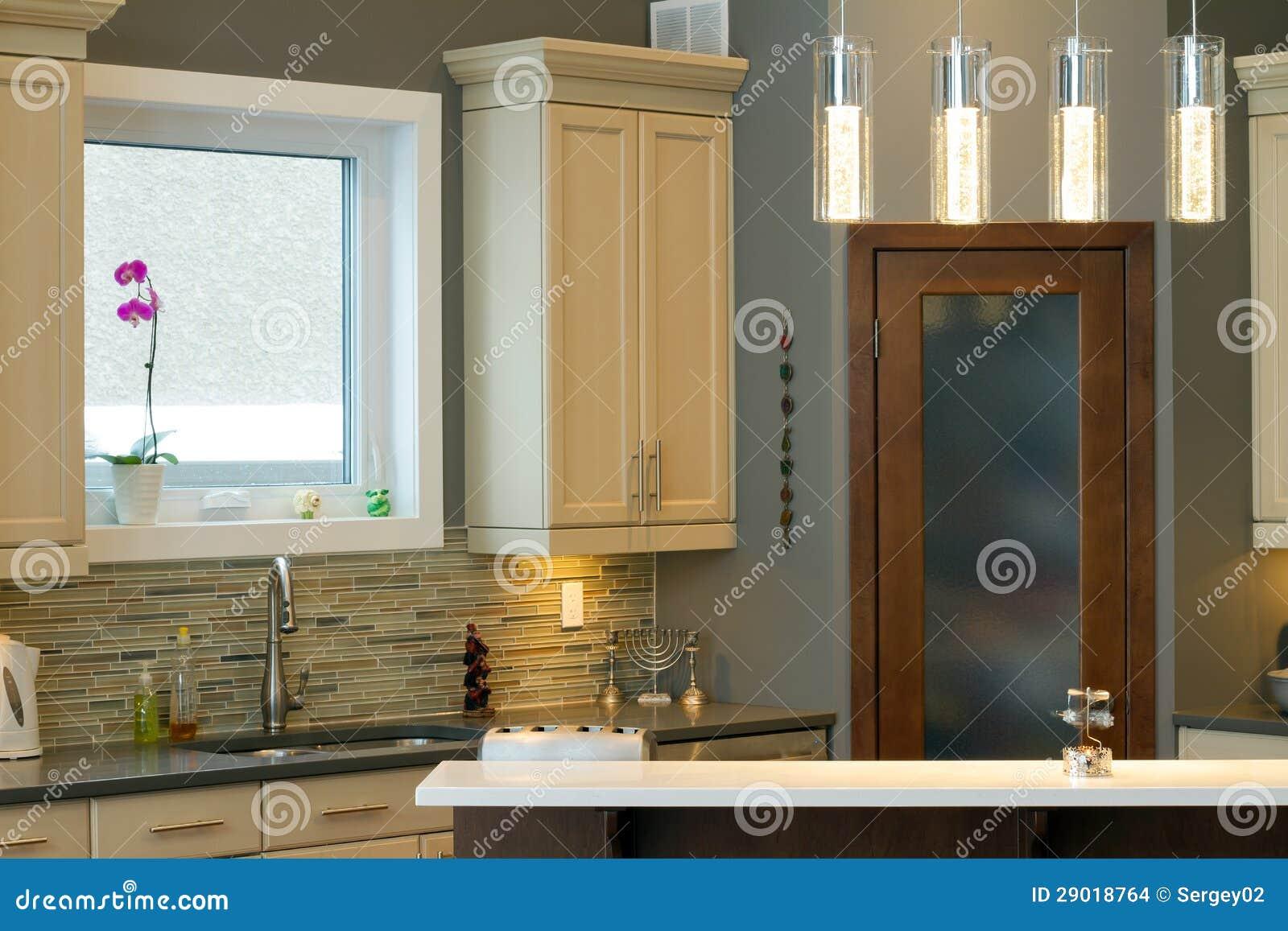 Design De Interiores Da Cozinha Imagens de Stock Imagem: 29018764 #82A328 1300 957