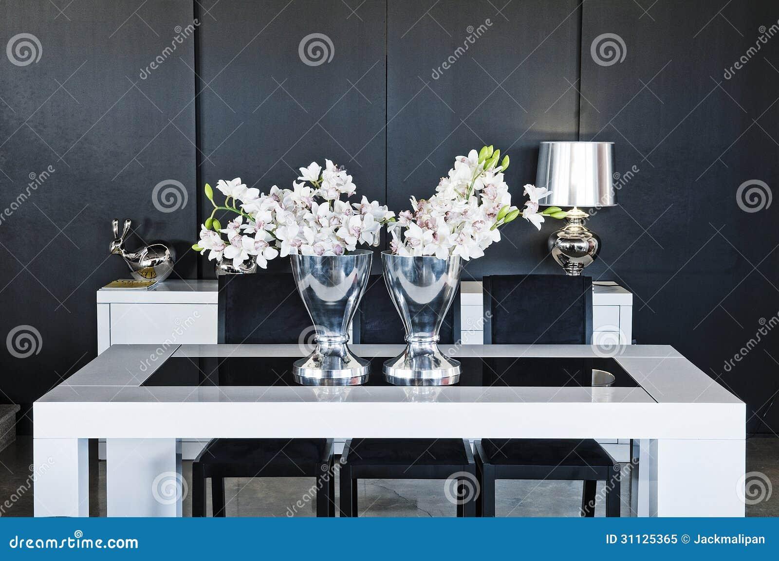 Design de interiores na casa moderna