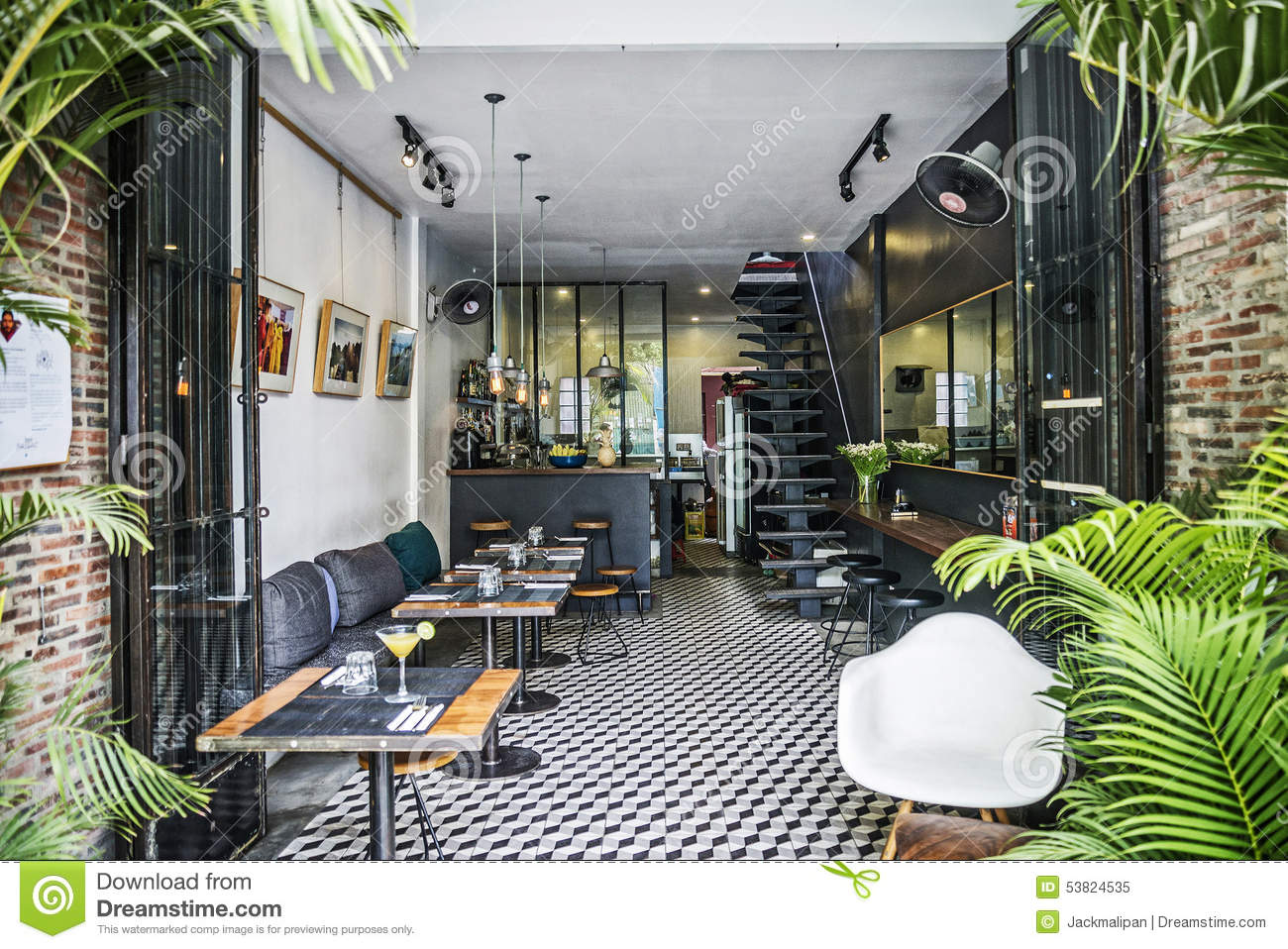 Retro interior design joy studio design gallery best for Interiores de restaurantes
