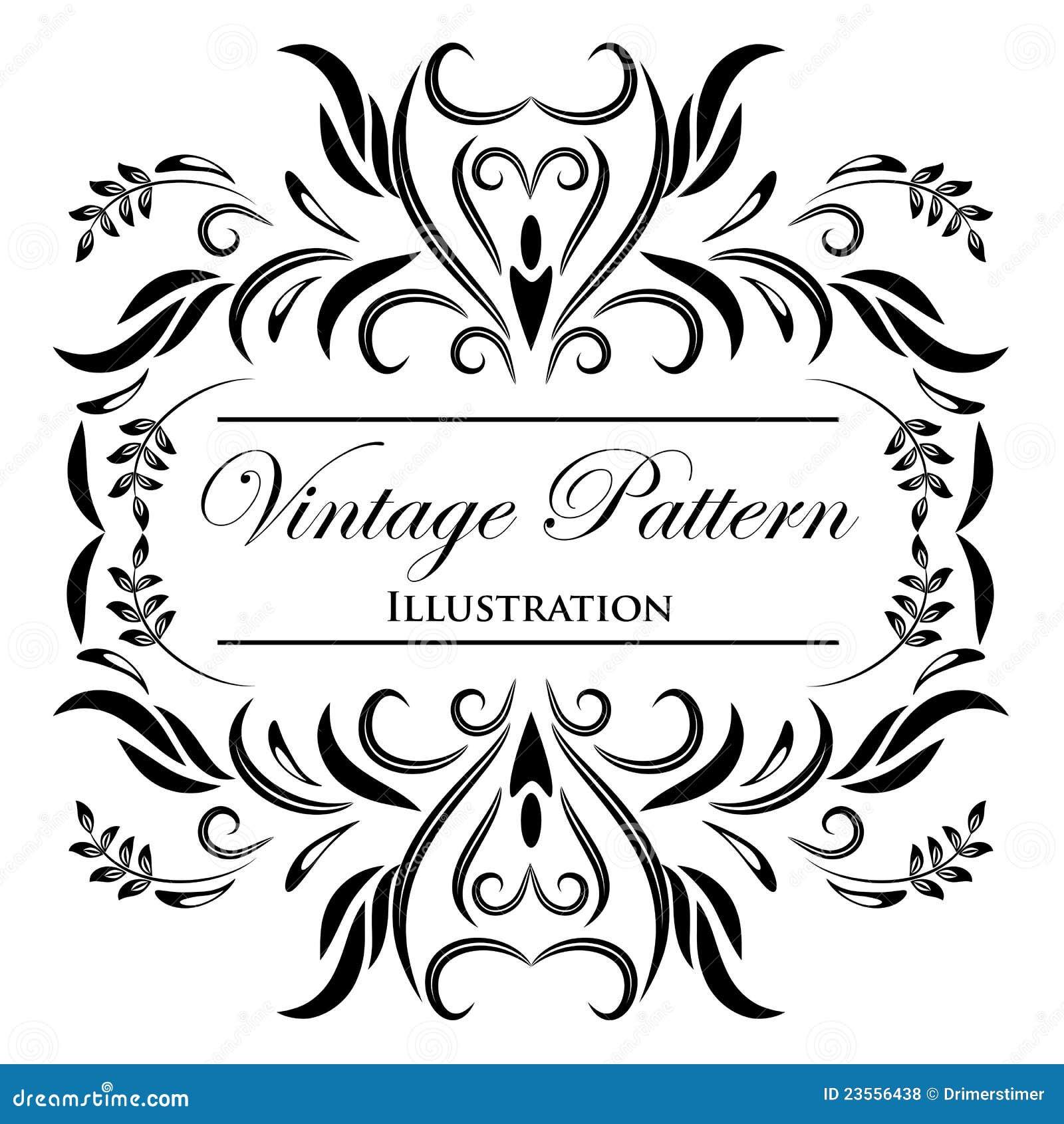 Element Design : Design element on a white background stock illustration