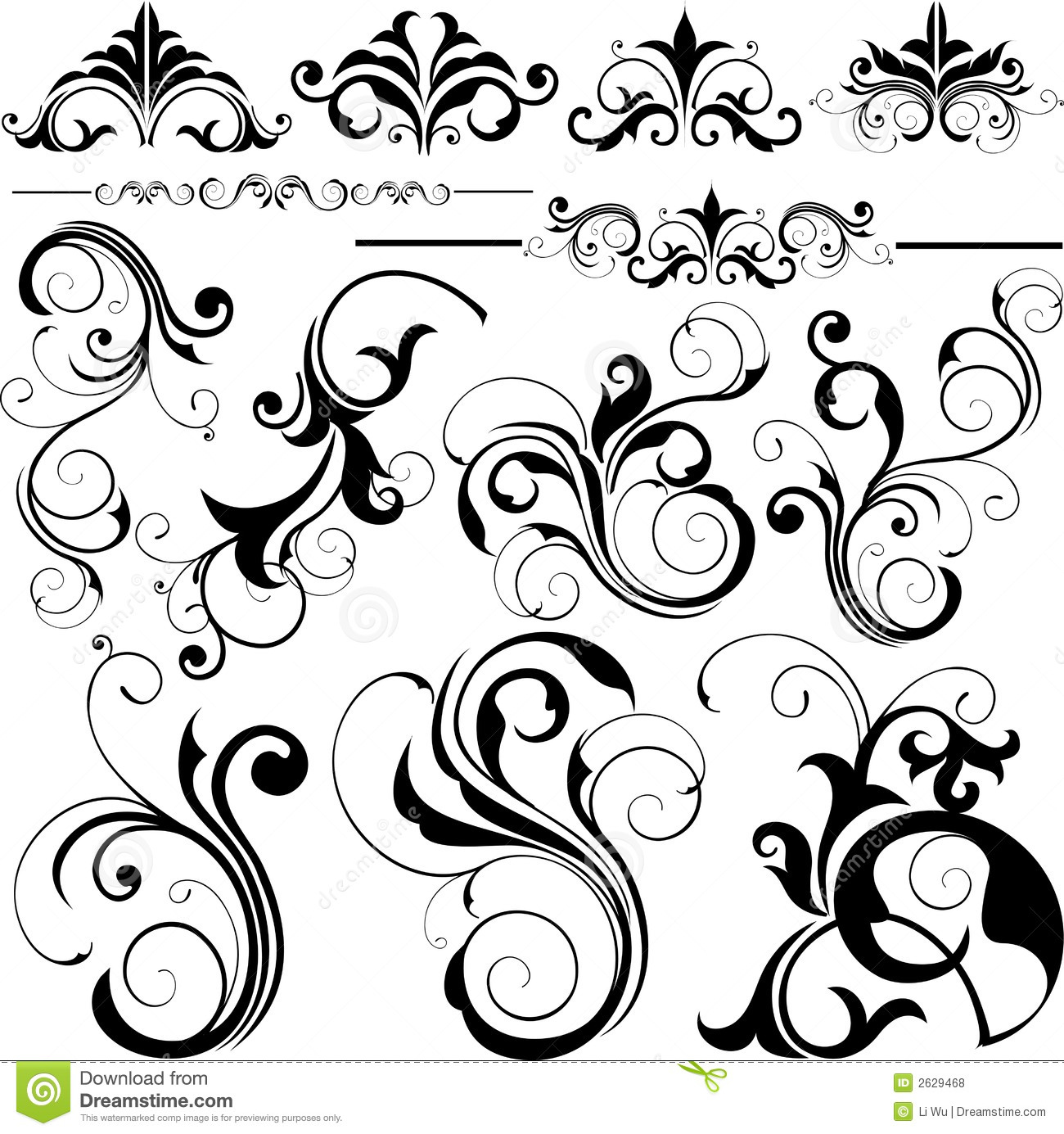 In Design Elements : Design elements royalty free stock photos image