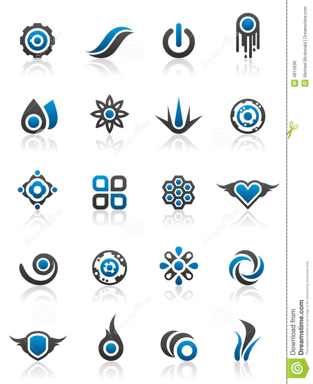 Design elements and graphics