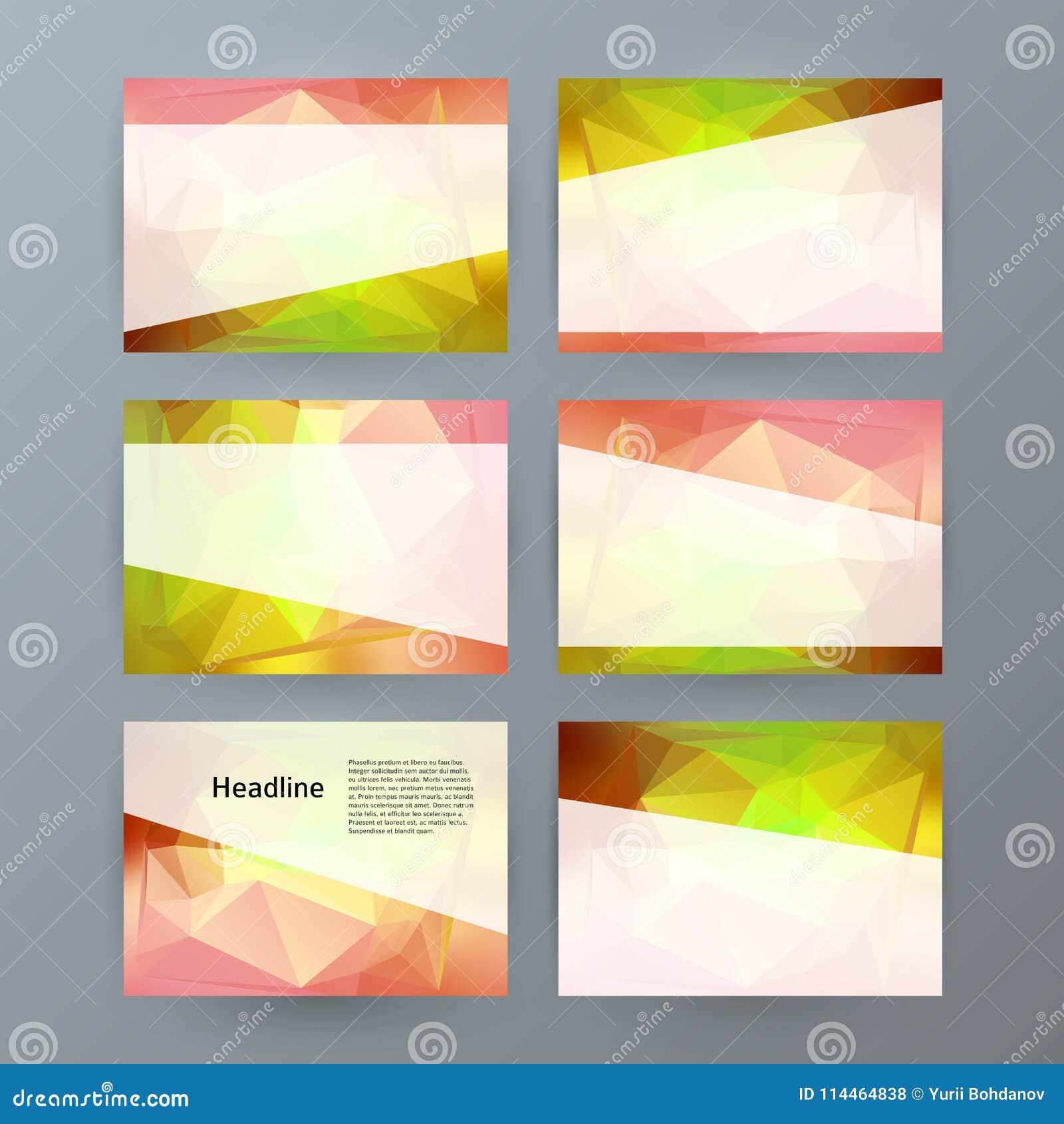 horizontal banner background design element powerpoint precentat