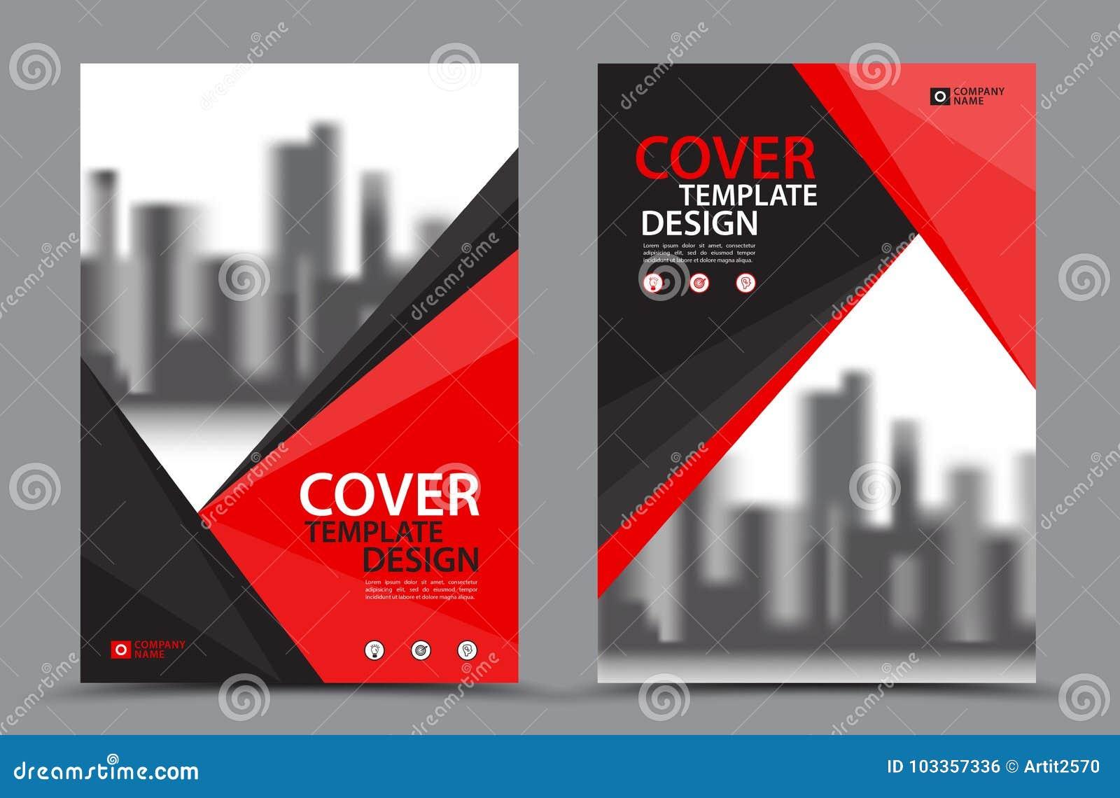 Design för format för mall A4 för reklamblad för vektorbroschyrbroschyr, årsrapport, bokomslag