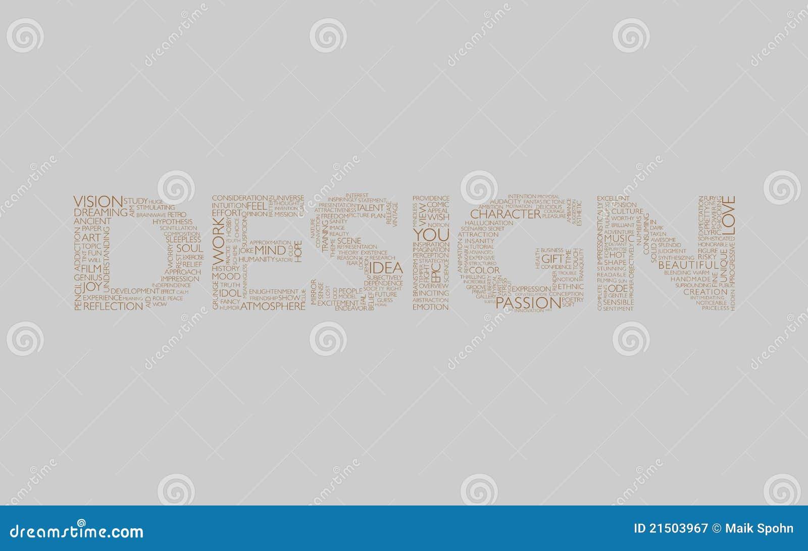 Design Grey Brown