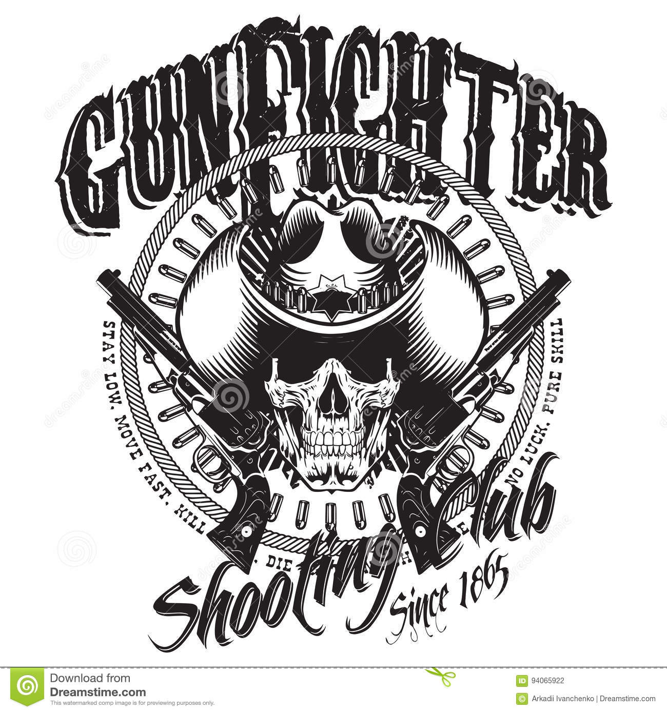 88691246e20 Gunfighter Stock Illustrations – 307 Gunfighter Stock Illustrations ...