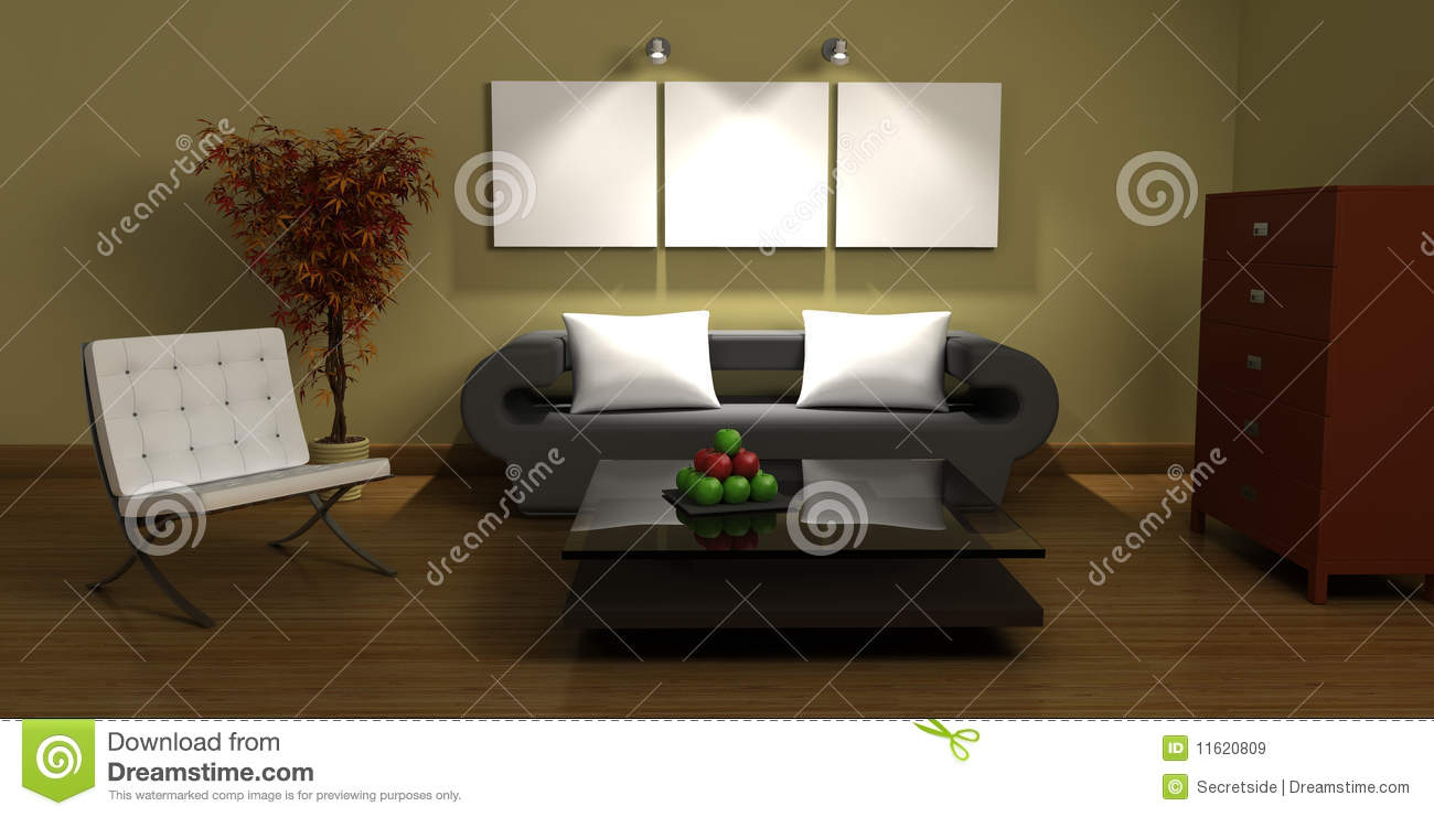 Design Interior Royalty Free Stock Images Image 11620809