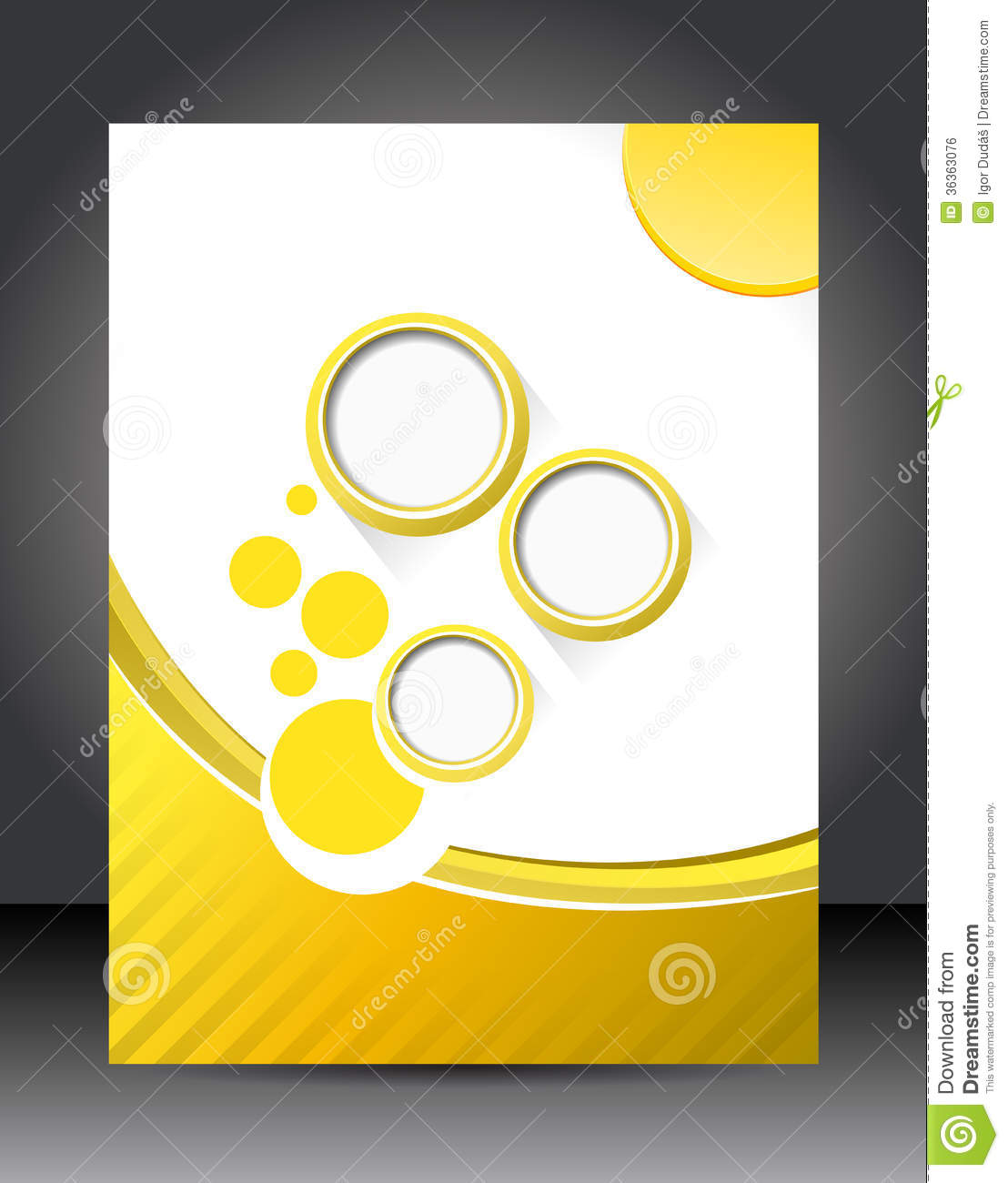 design layout template royalty free stock image