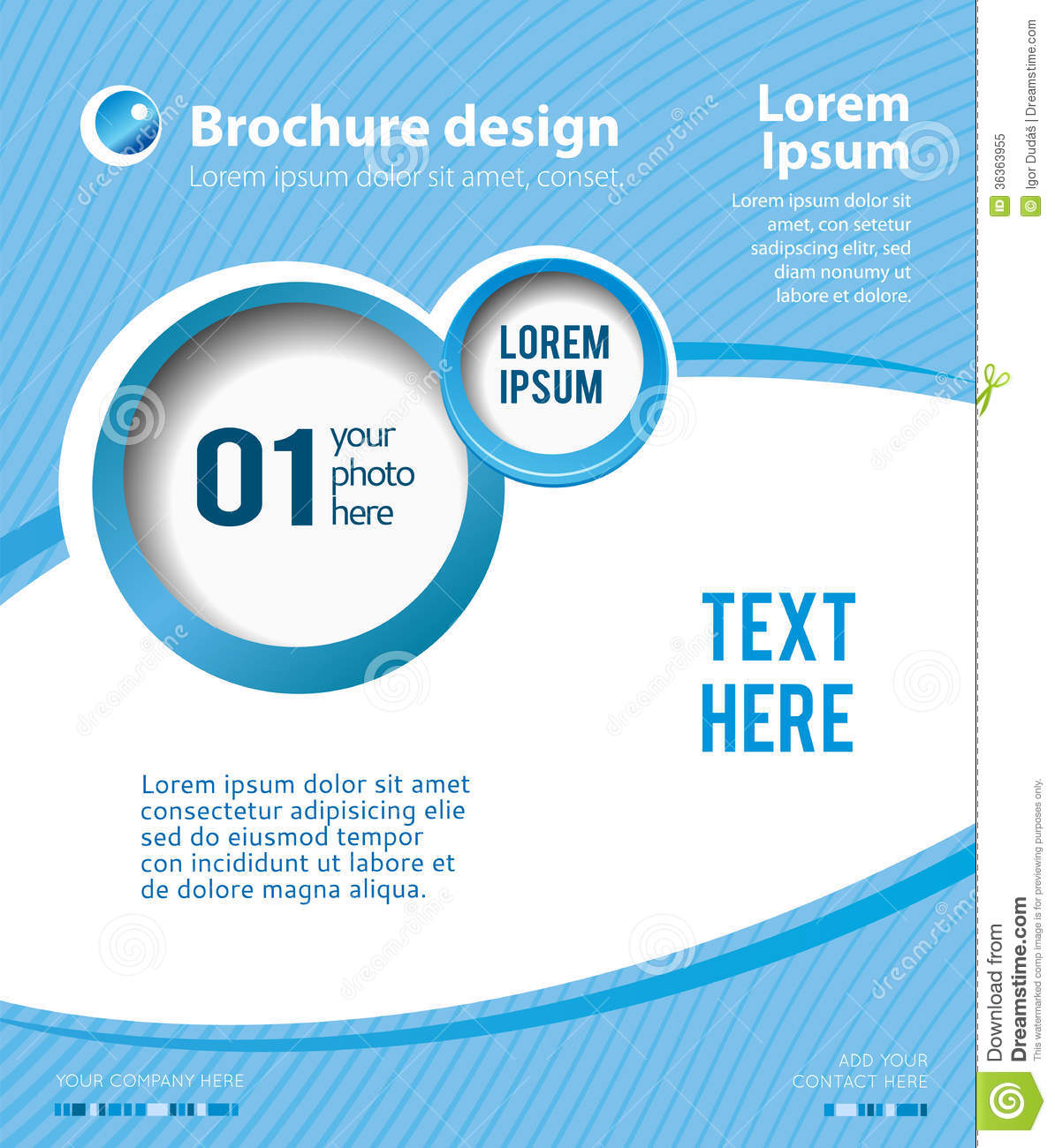 download design layout template stock illustration illustration of layout 36363955 - Free Poster Design Templates