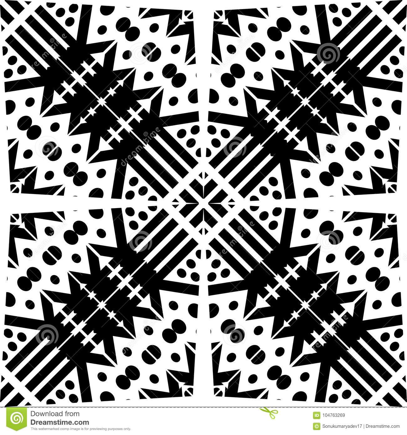 Design Pattern White Vector Black Geometric Zebra Decorative Carpet Culture