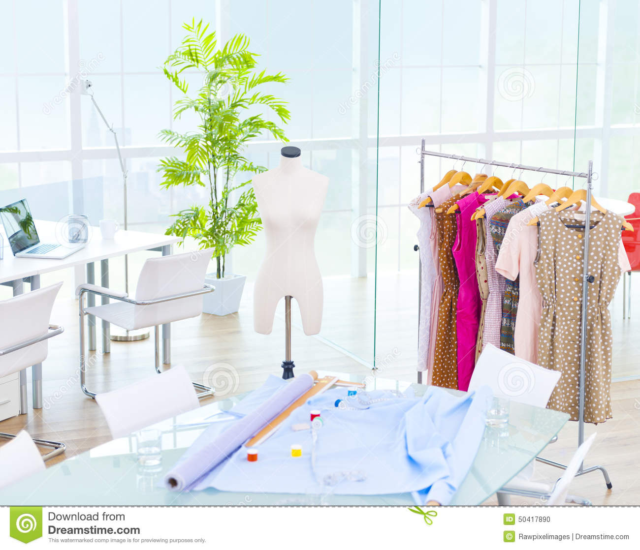 Meeting Fashion Design Studio Stock Images 1243 Photos