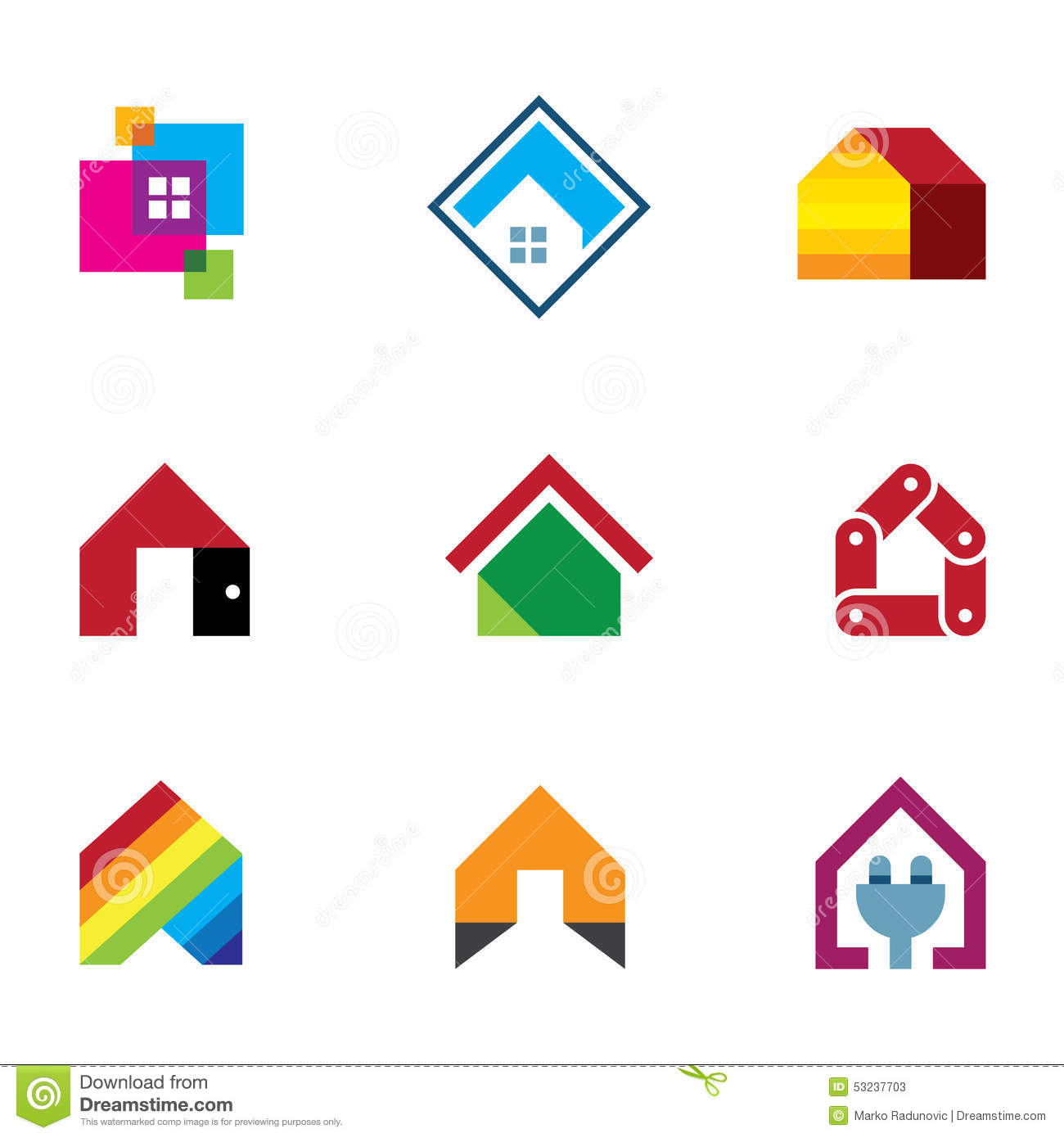 Design safe home real estate interior construction logo icon stock design safe home real estate interior construction logo icon stock illustration illustration of design illustration 53237703 colourmoves