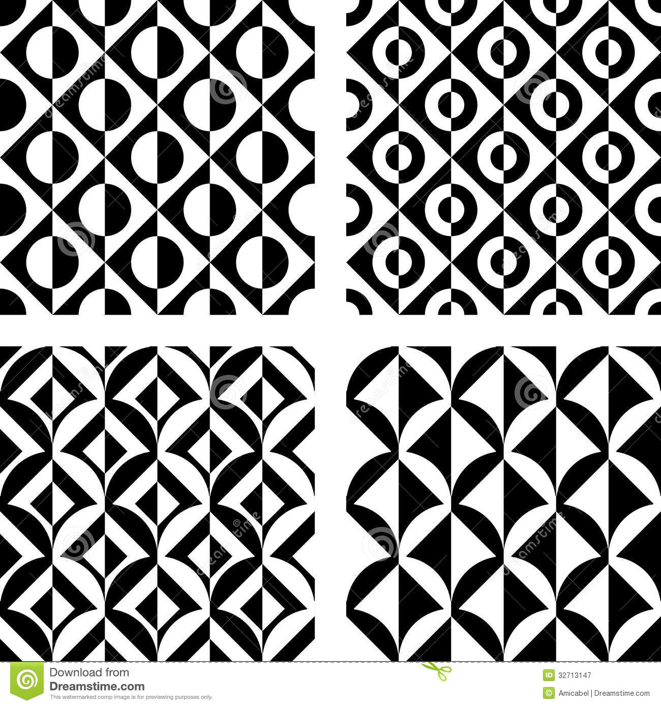 Design Seamless Geometric Pattern Royalty Free Stock