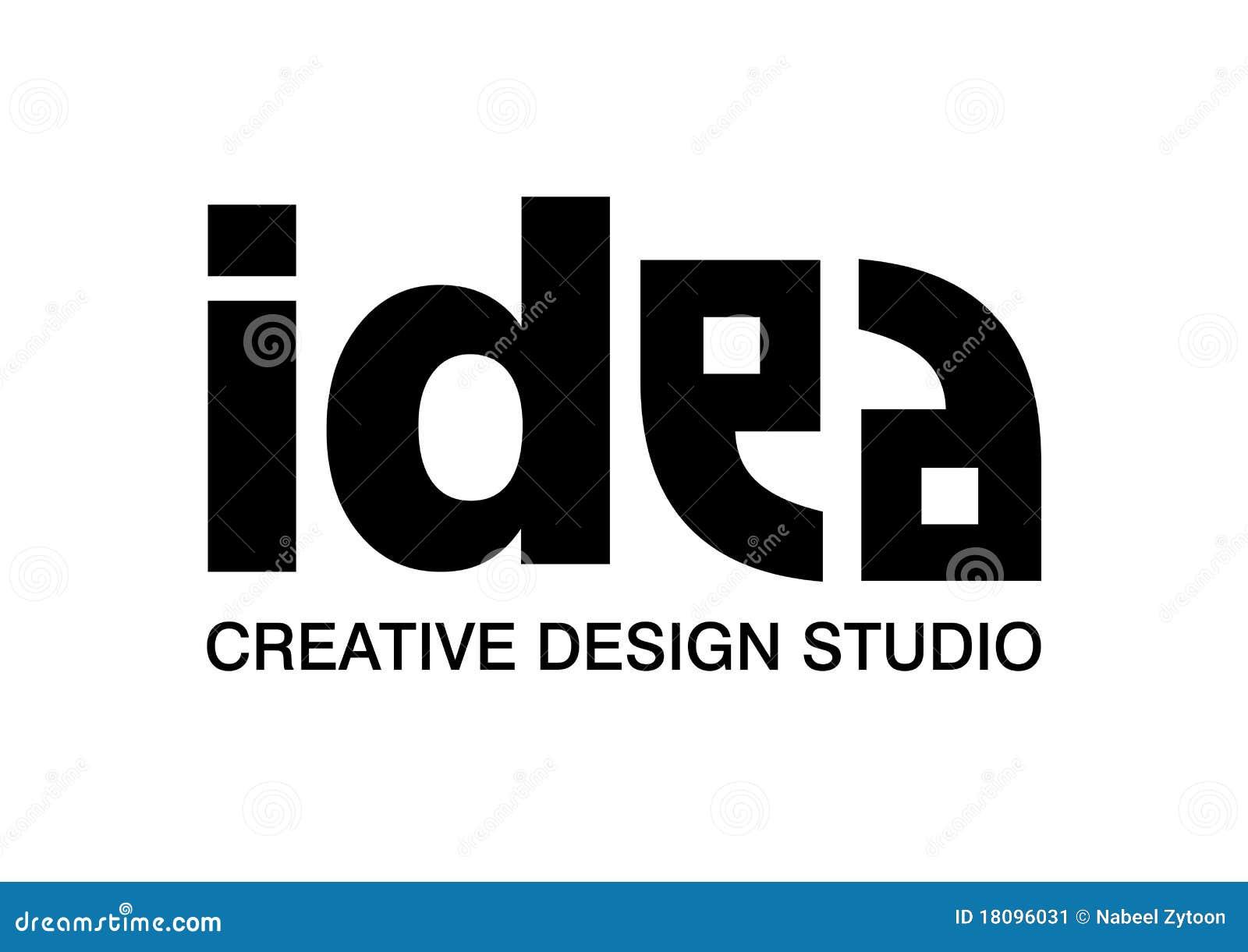 Design studio logo design stock image image 18096031 for Design lago