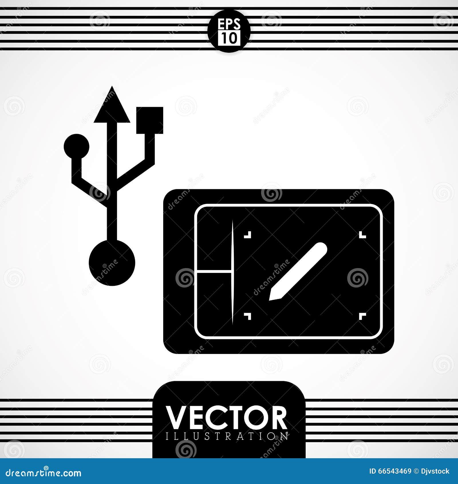 Design table icon design stock vector image 66543469 for Table design vector