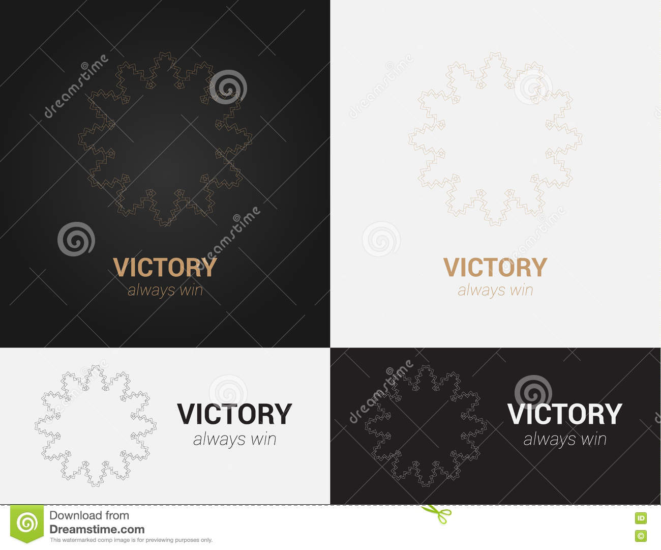 Design templates in black grey and golden colors creative mandala vector design templates in black grey and golden colors creative mandala logo icon emblem symbol for business invitation wedding banner flyer or stopboris Image collections