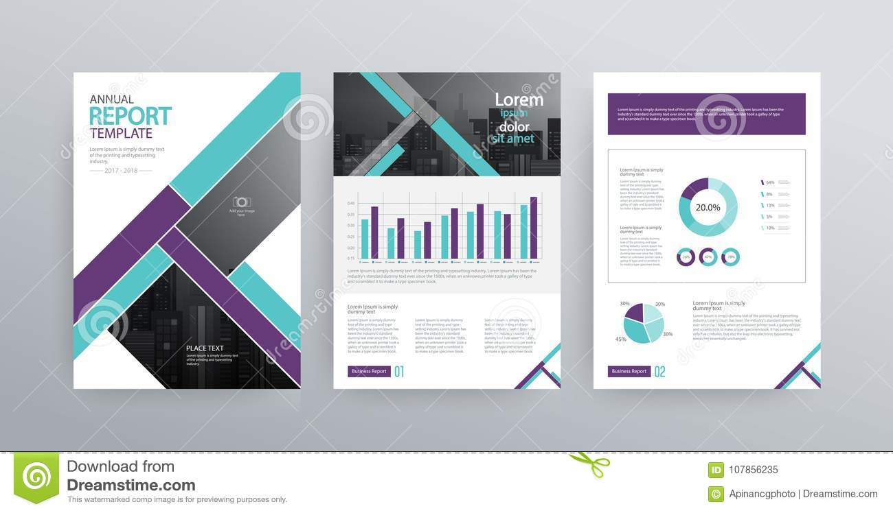 Design Vector Template Layout For Company Profile ,annual Report