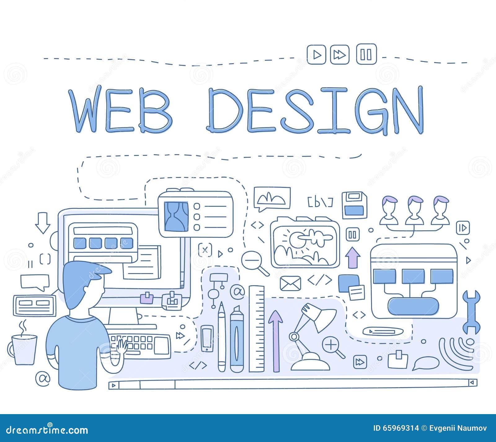 Design Web Design Graphics Pen Tool To Create Ui Mobile