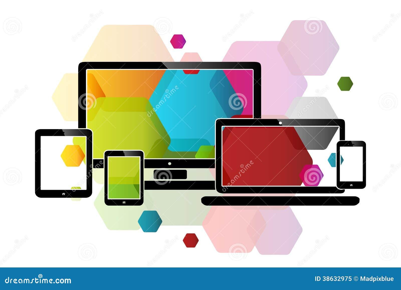 Design web do pente