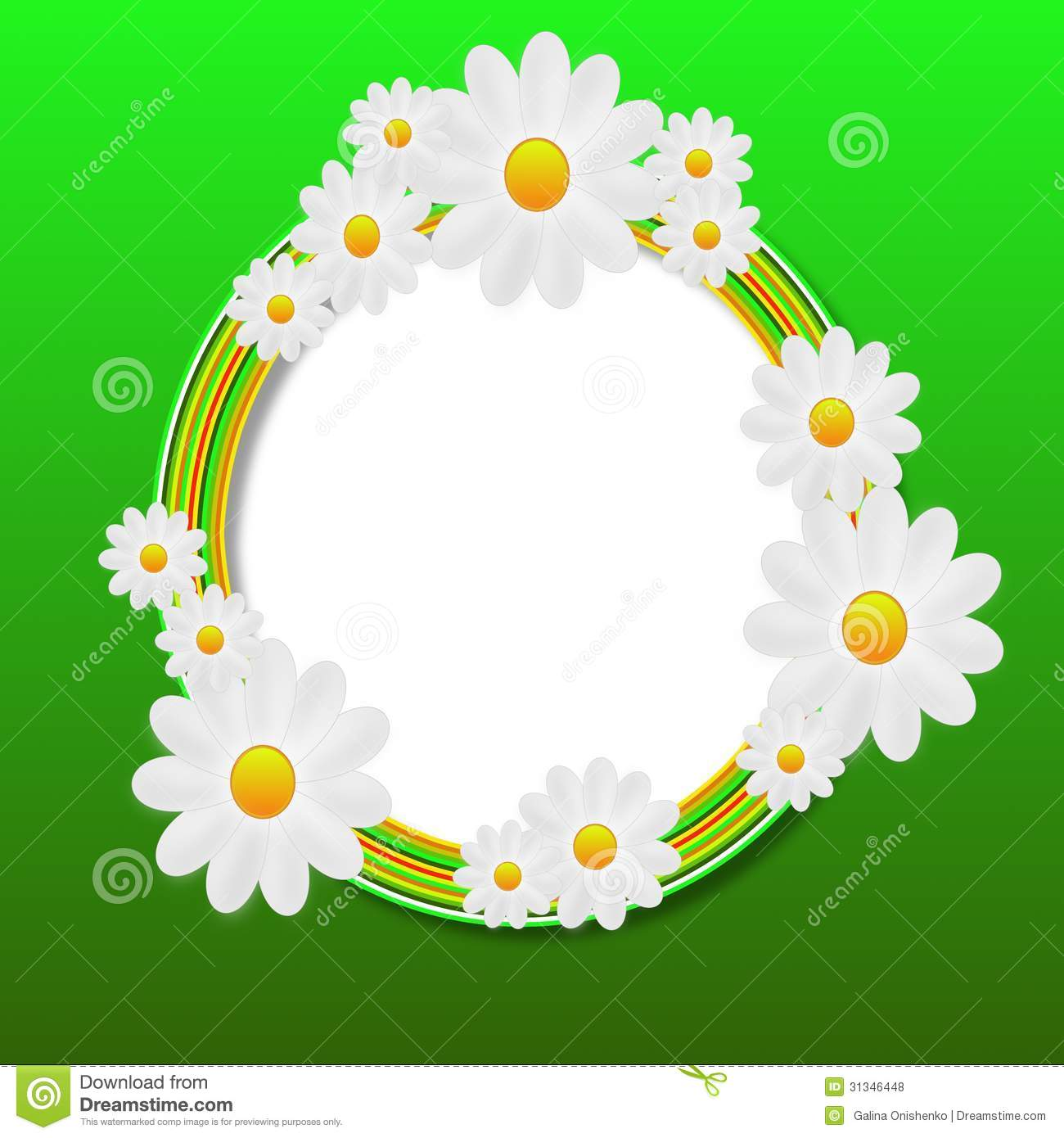Designer Background With The Flowers Of White Color Stock ...