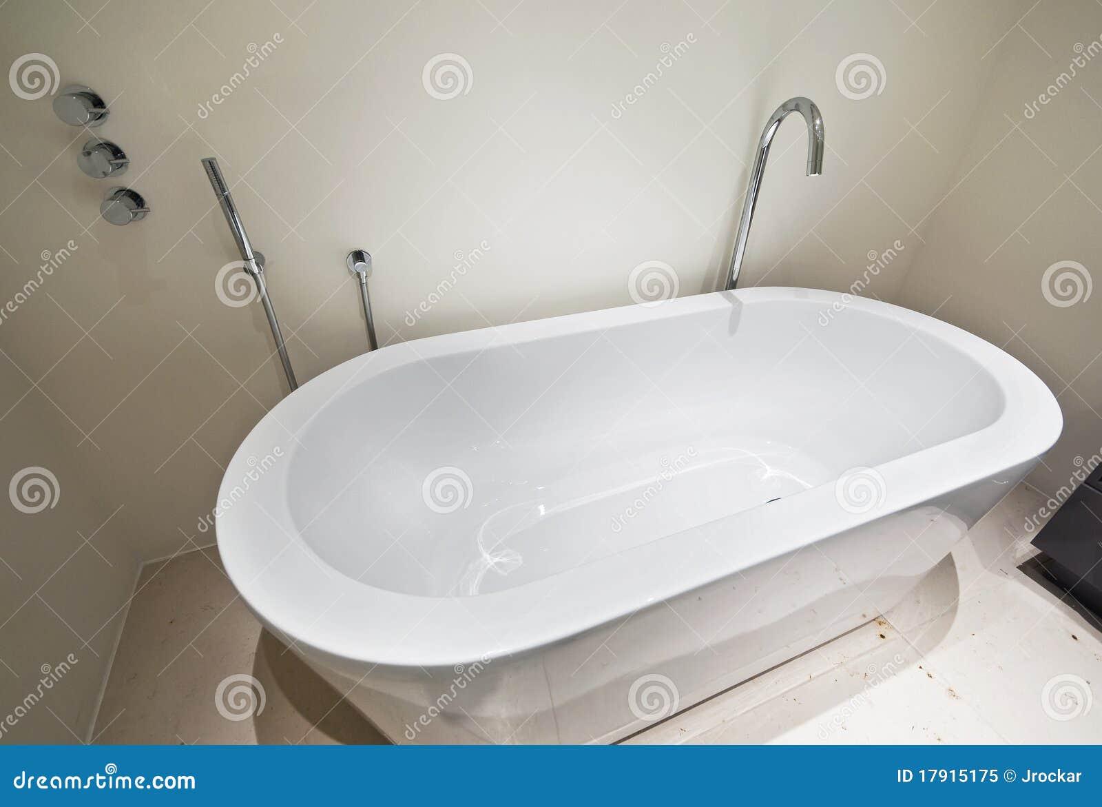 Designer bath tub royalty free stock photo image 17915175 - Designer bath tub ...