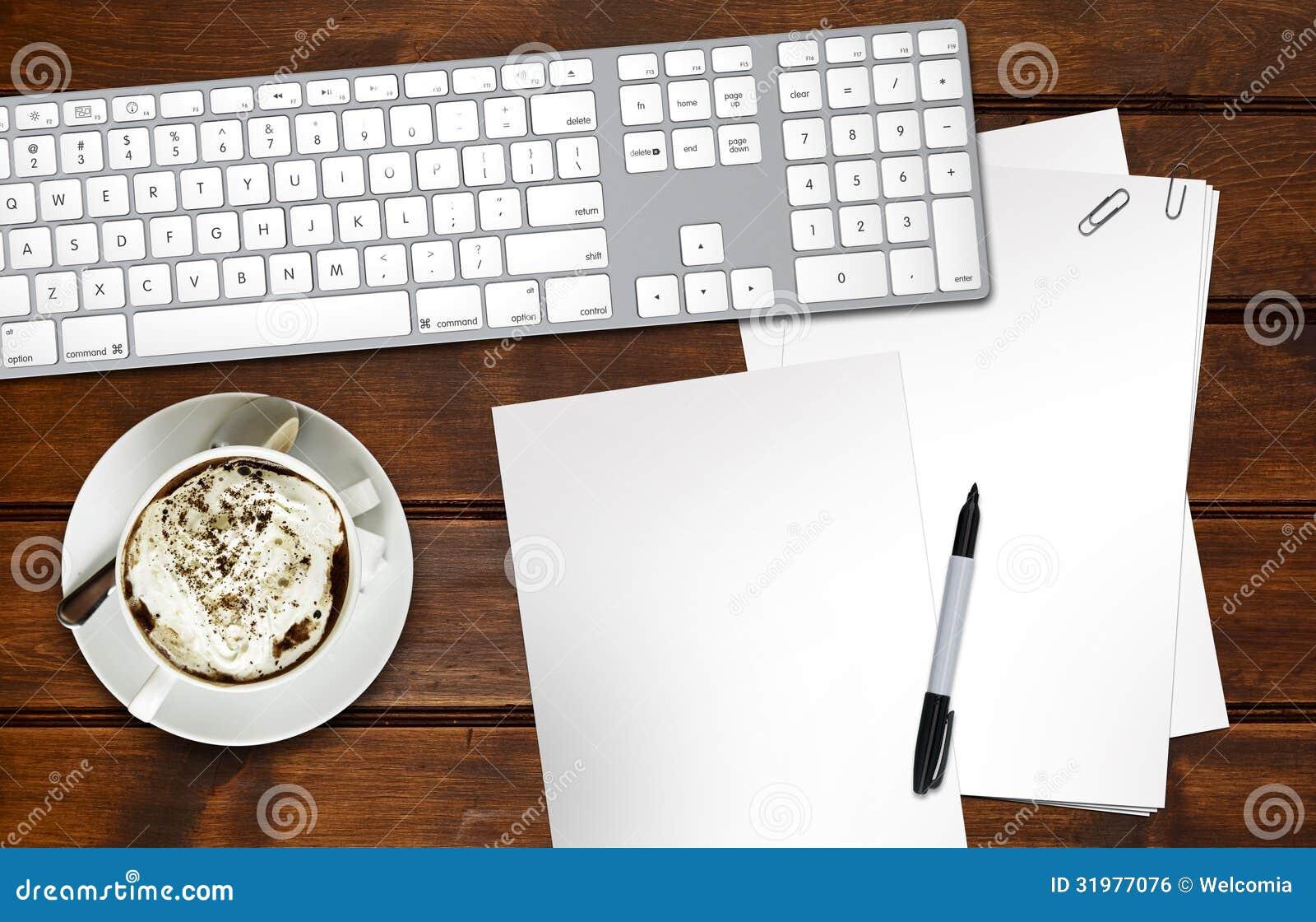 Designer Desk Royalty Free Stock Image - Image: 31977076