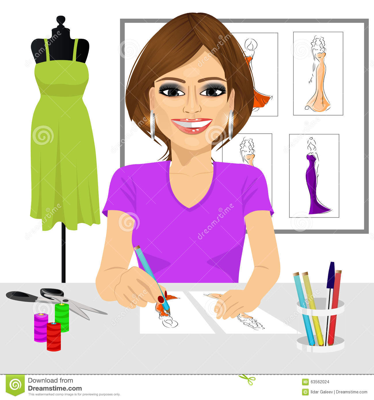 How to Write a Business Plan in Fashion Design