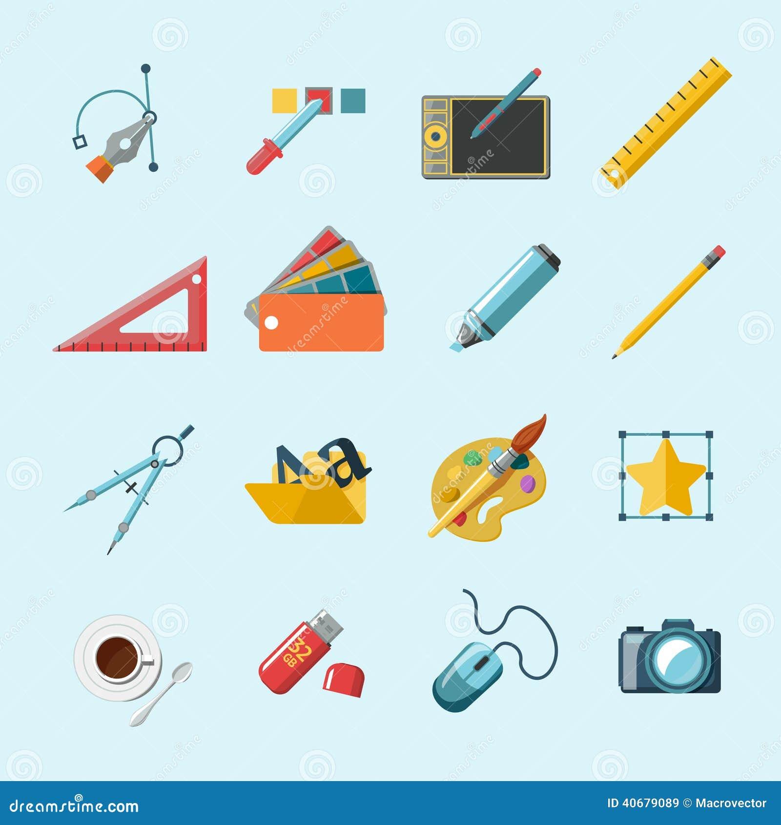Web design tools vector illustration 28 images web for Free website planning tool