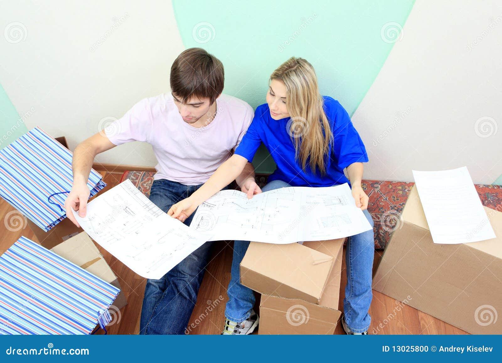 designing new home stock photo image 13025800