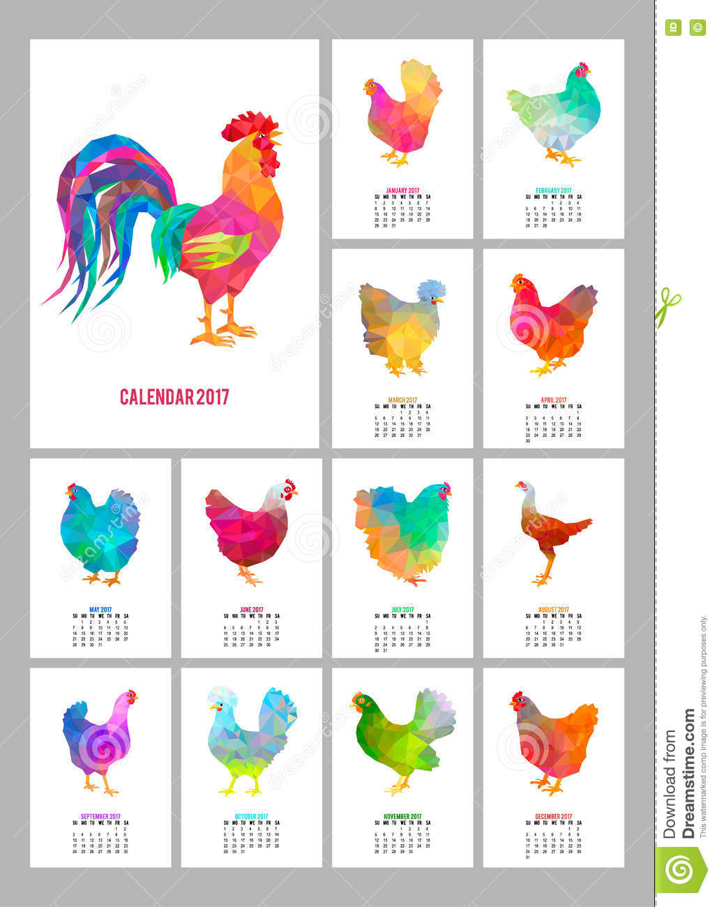 Calendar Symbols Printables : Print out calendar cover page pictures to pin on pinterest