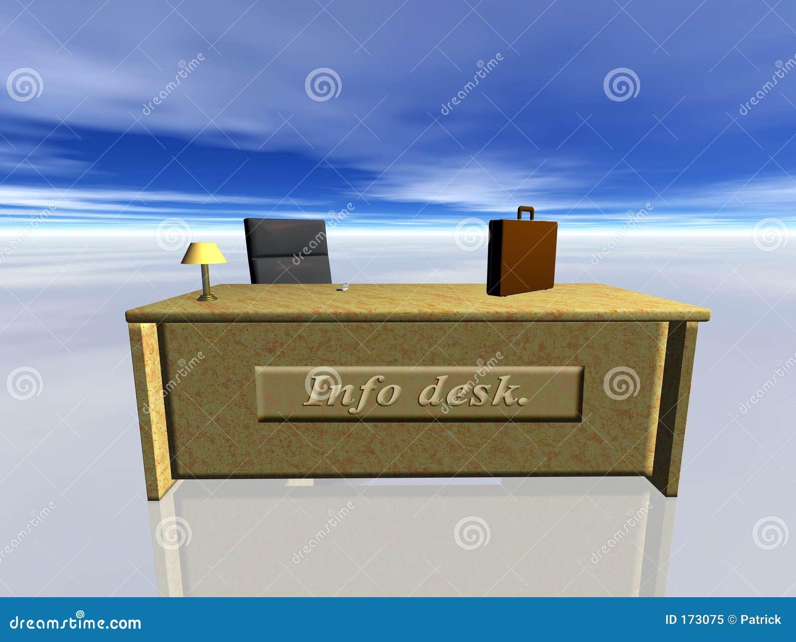 Desk info