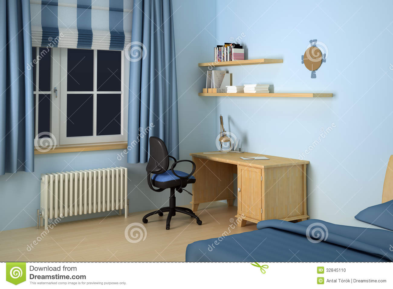 desk for small bedroom
