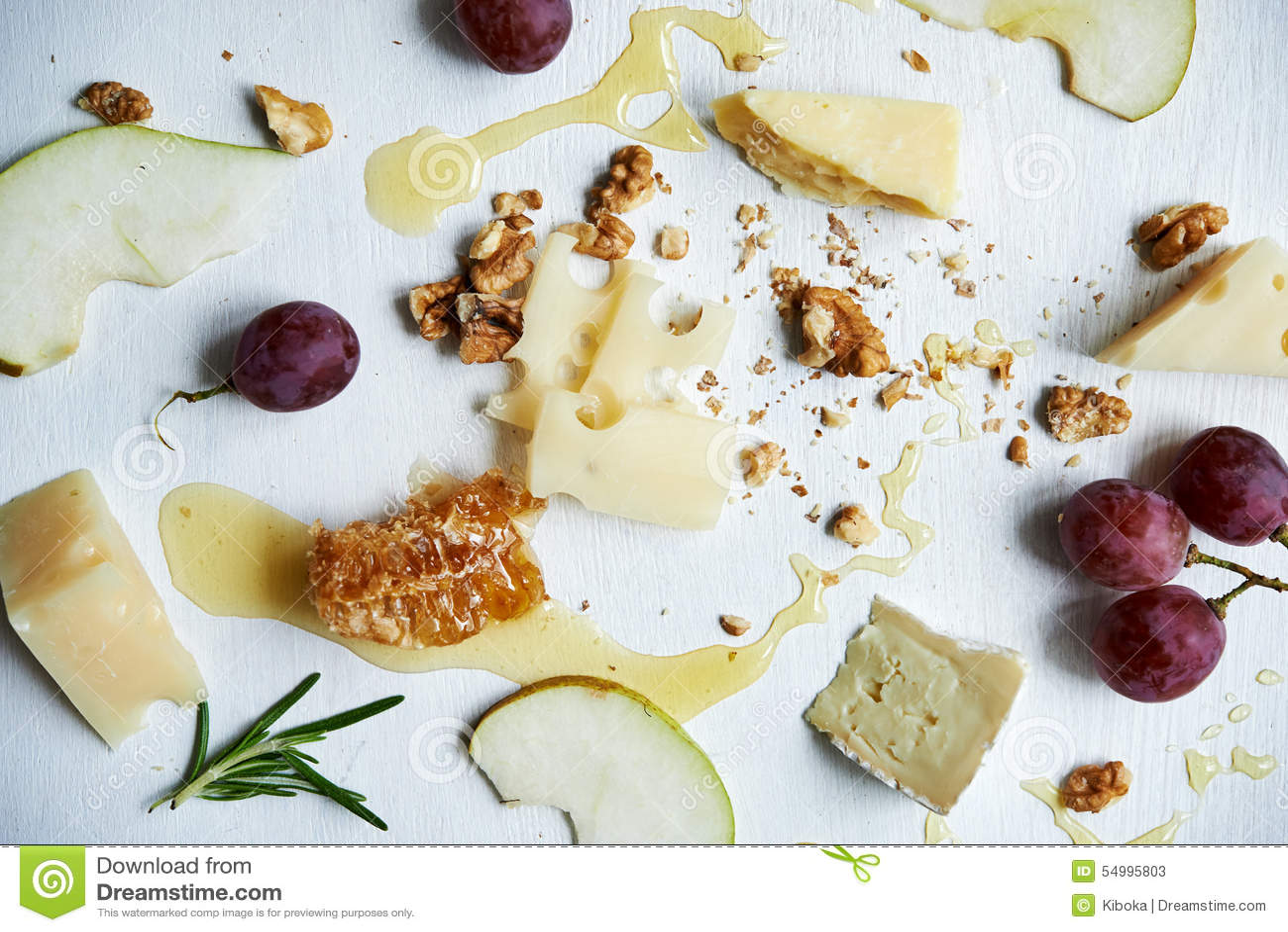 Deska z serem