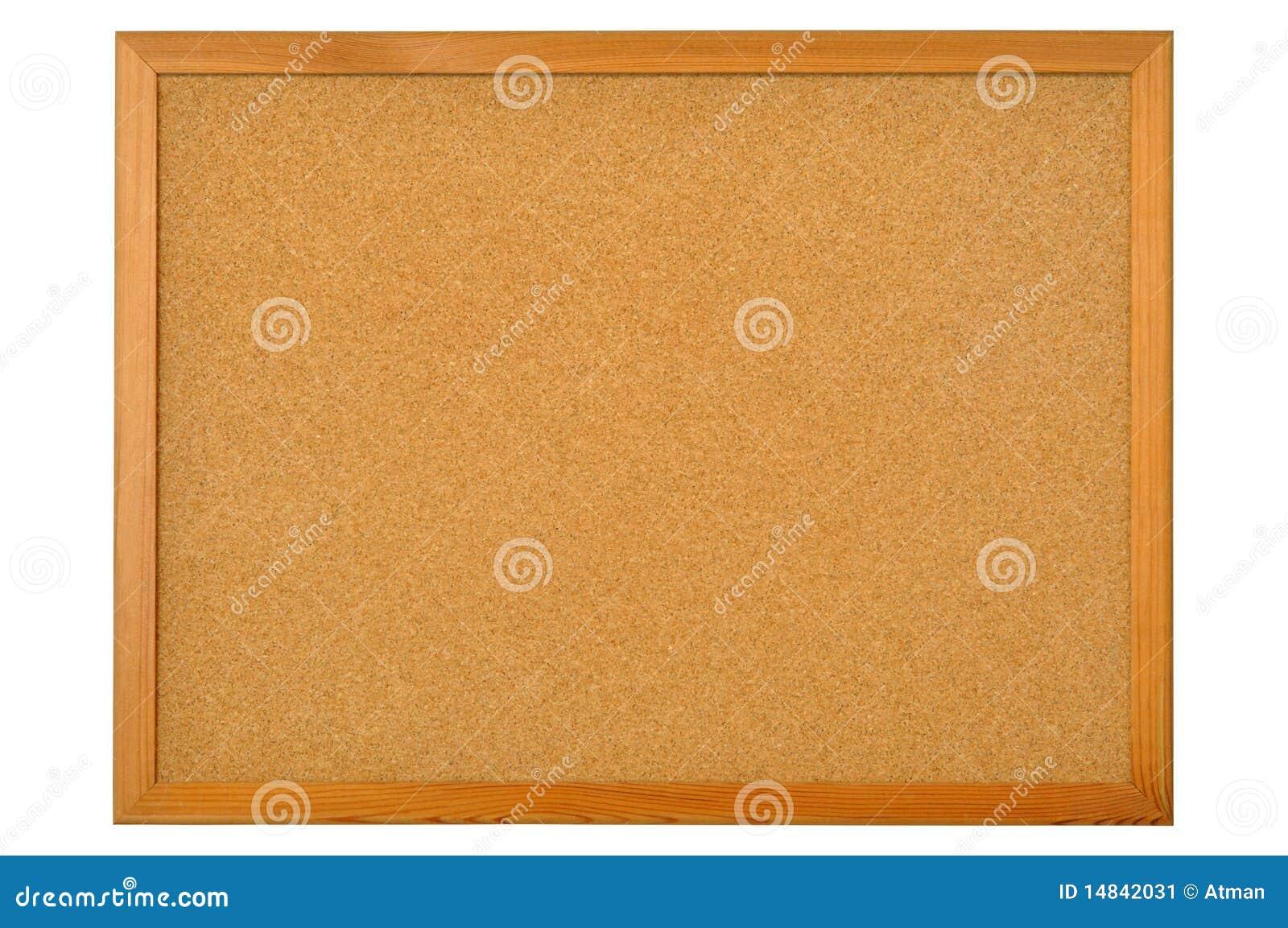 Deskowy biuletyn