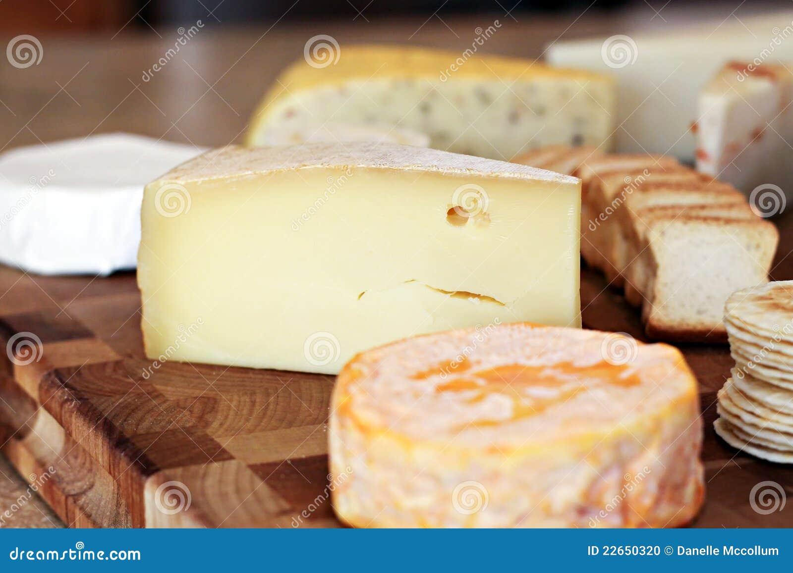 Deskowy ser