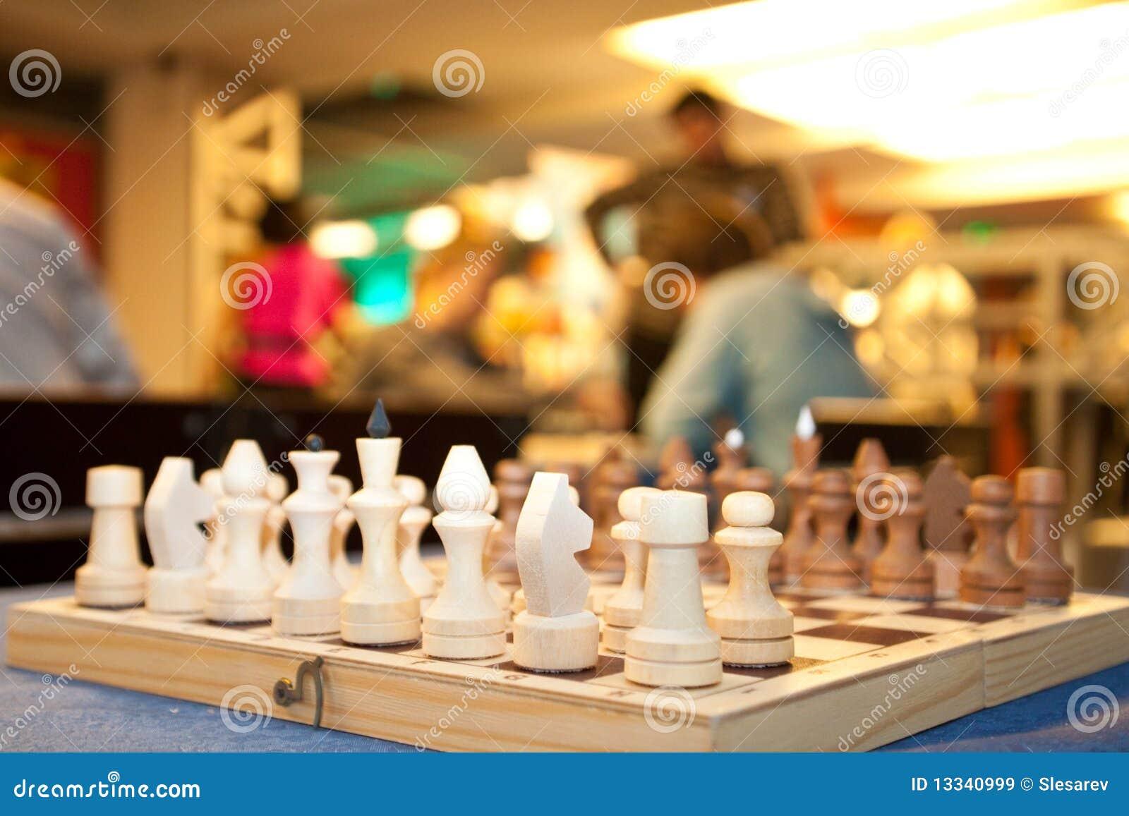 Deskowy szachy