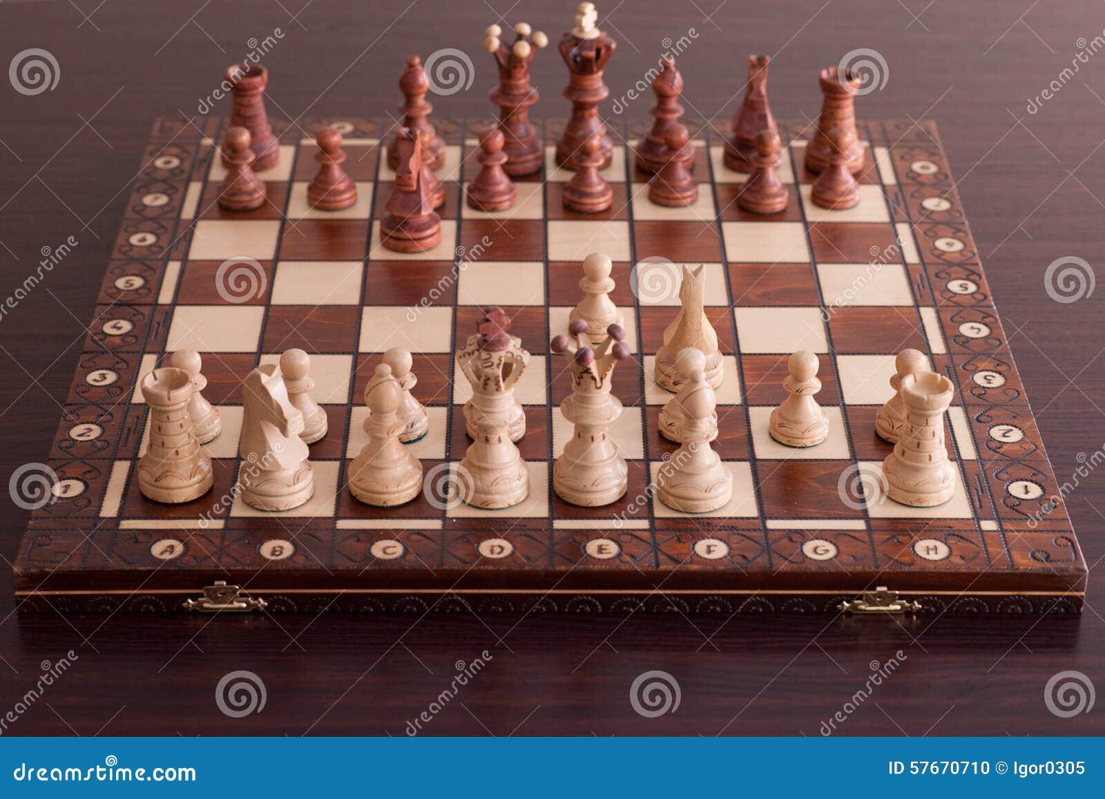 Deskowy szachy oblicza wizerunku gemowego ilustracyjnego wektor