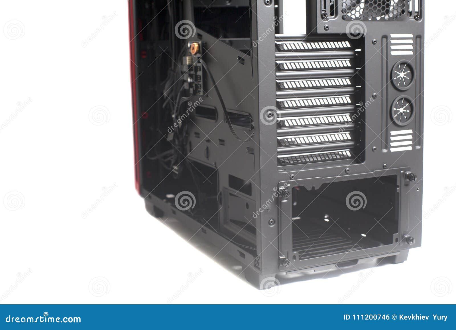 Desktop κενή περίπτωση υπολογιστών