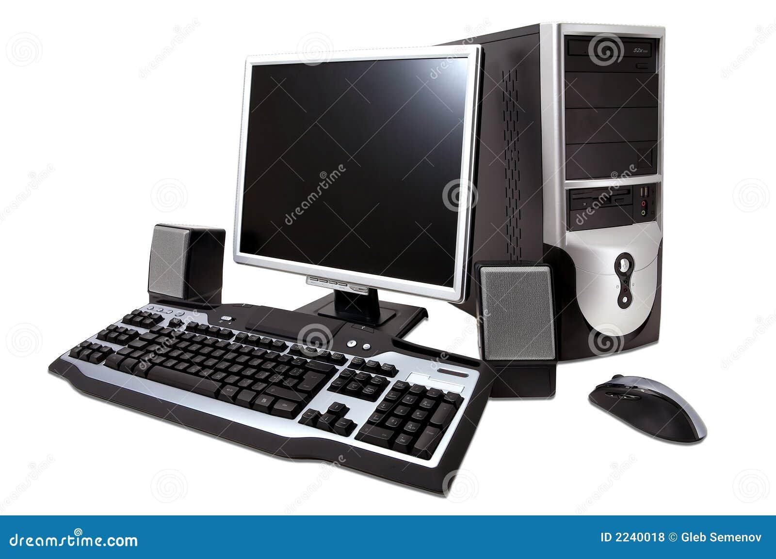 Desktop komputerowy
