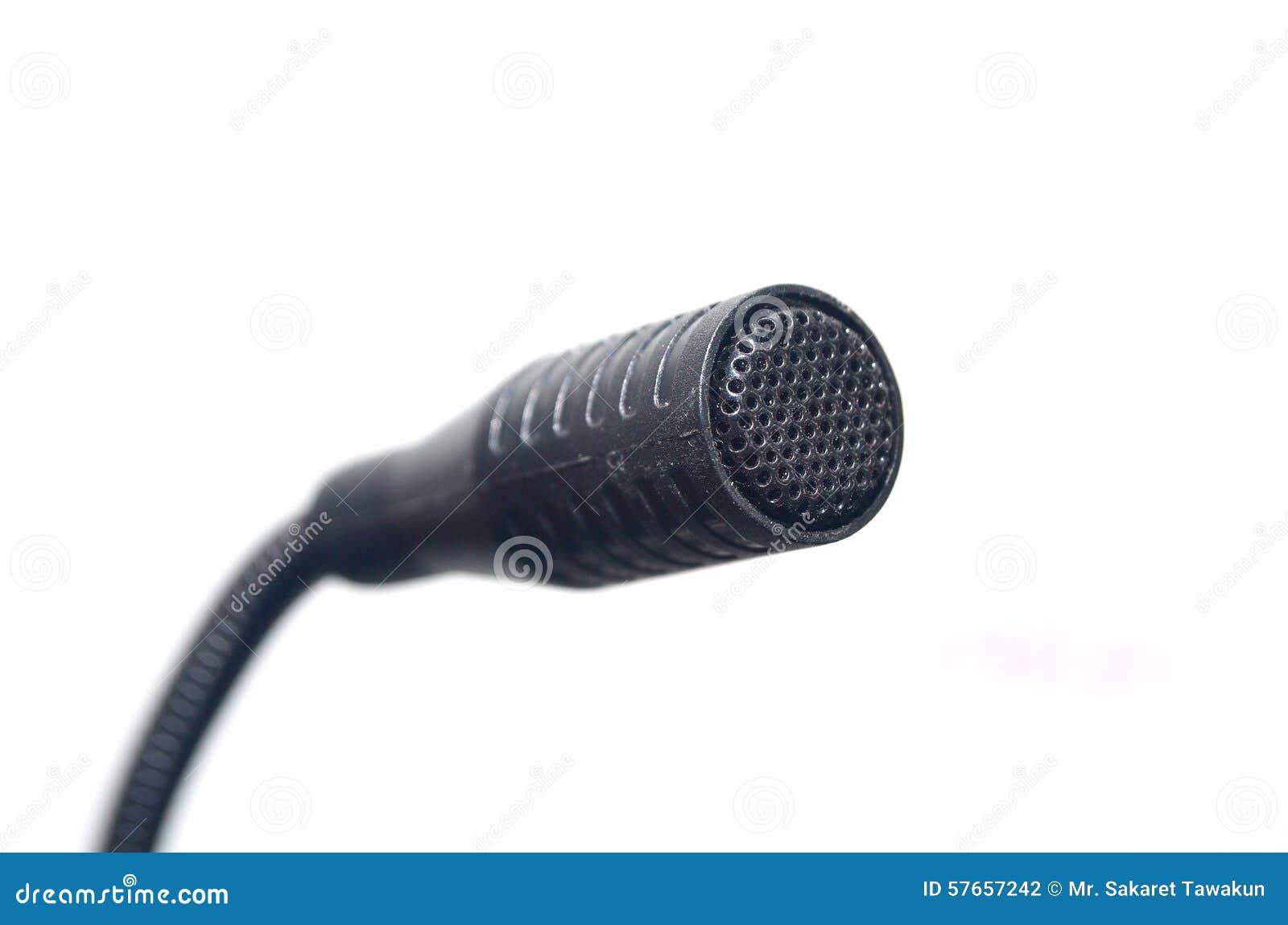 Desktop mikrofon