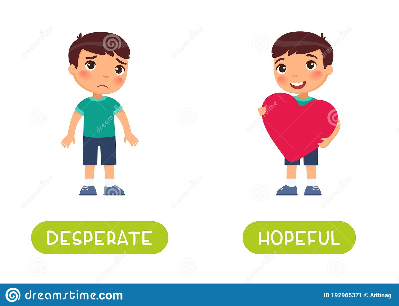 Desperate And Hopeful Antonyms Word Card Vector Template Flashcard For English Language Learning Stock Vector Illustration Of Cartoon Concept 192965371 American farmers are in word originlate middle english (in the sense 'in despair'): dreamstime com