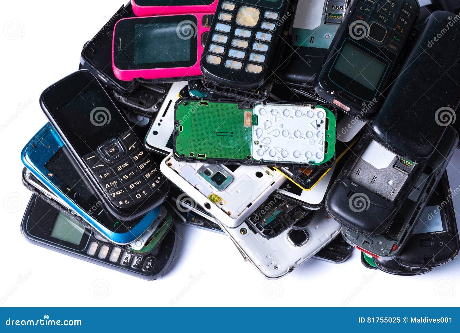 Desperdício da eletrônica